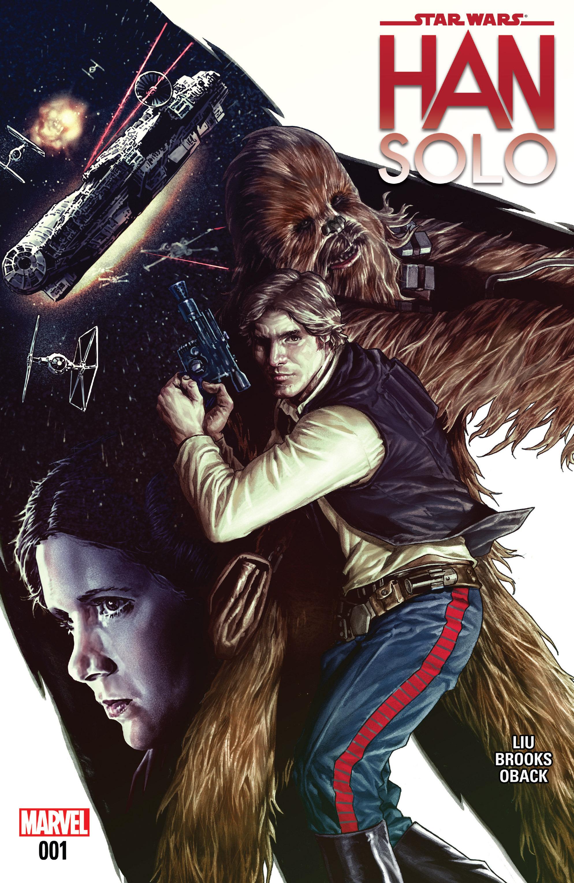 Han Solo 1 Page 0