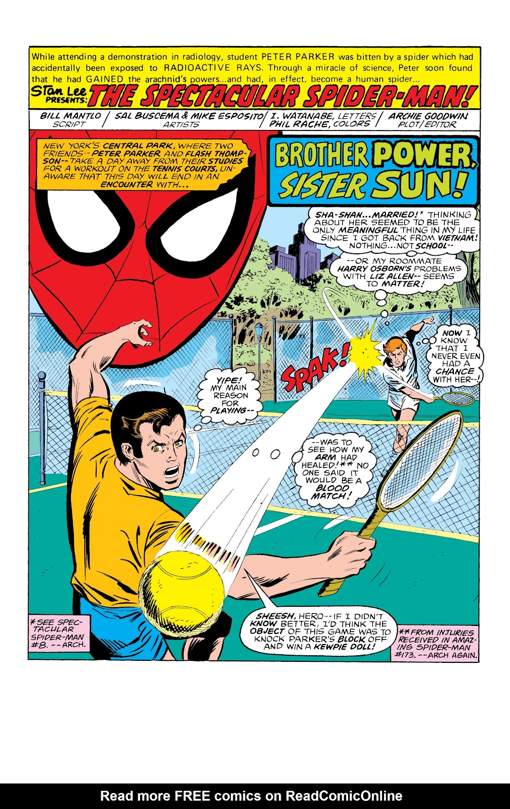 Read online Marvel Masterworks: The Spectacular Spider-Man comic -  Issue # TPB (Part 2) - 93