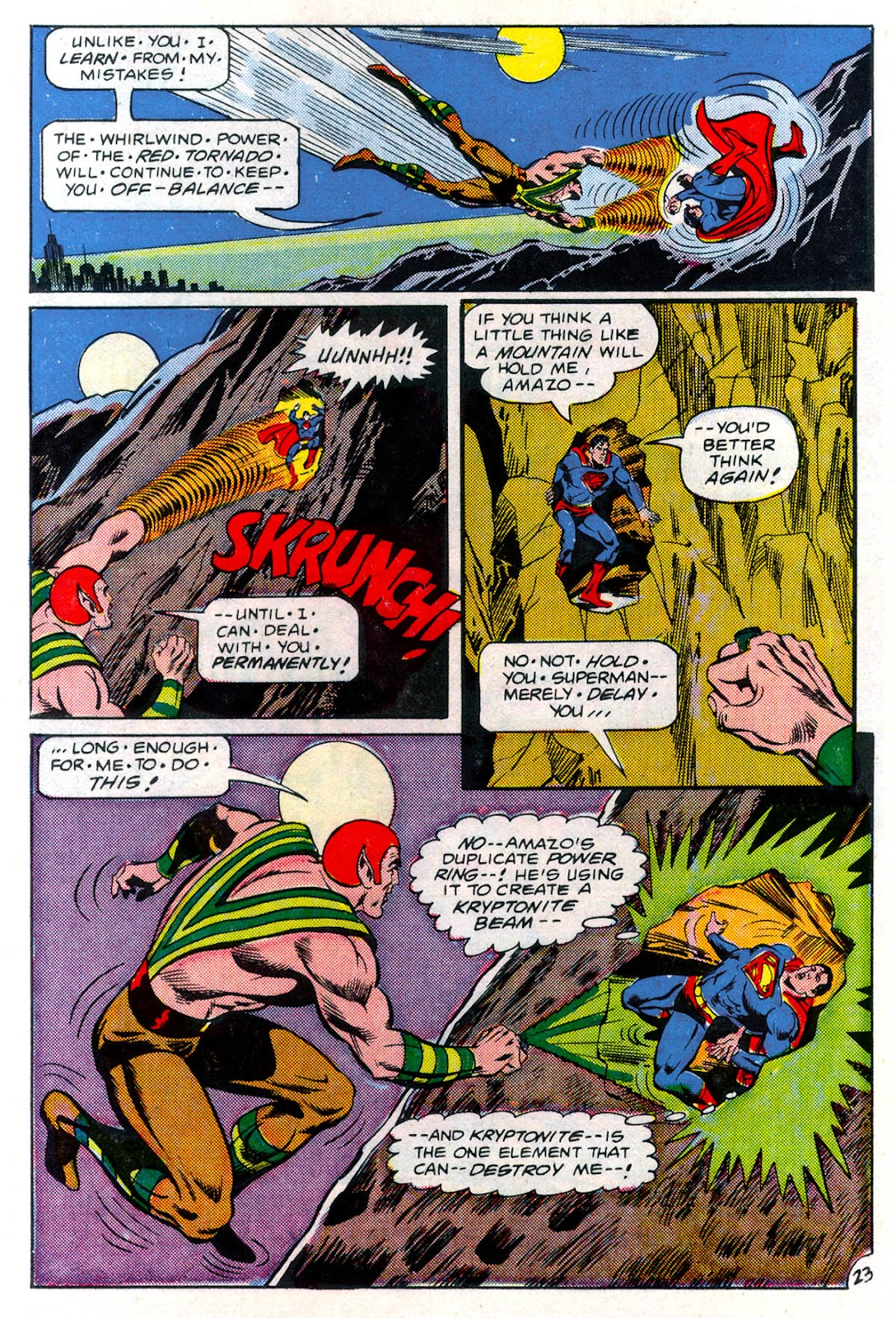 Read online Superman Special (1983) comic -  Issue #3 - 24