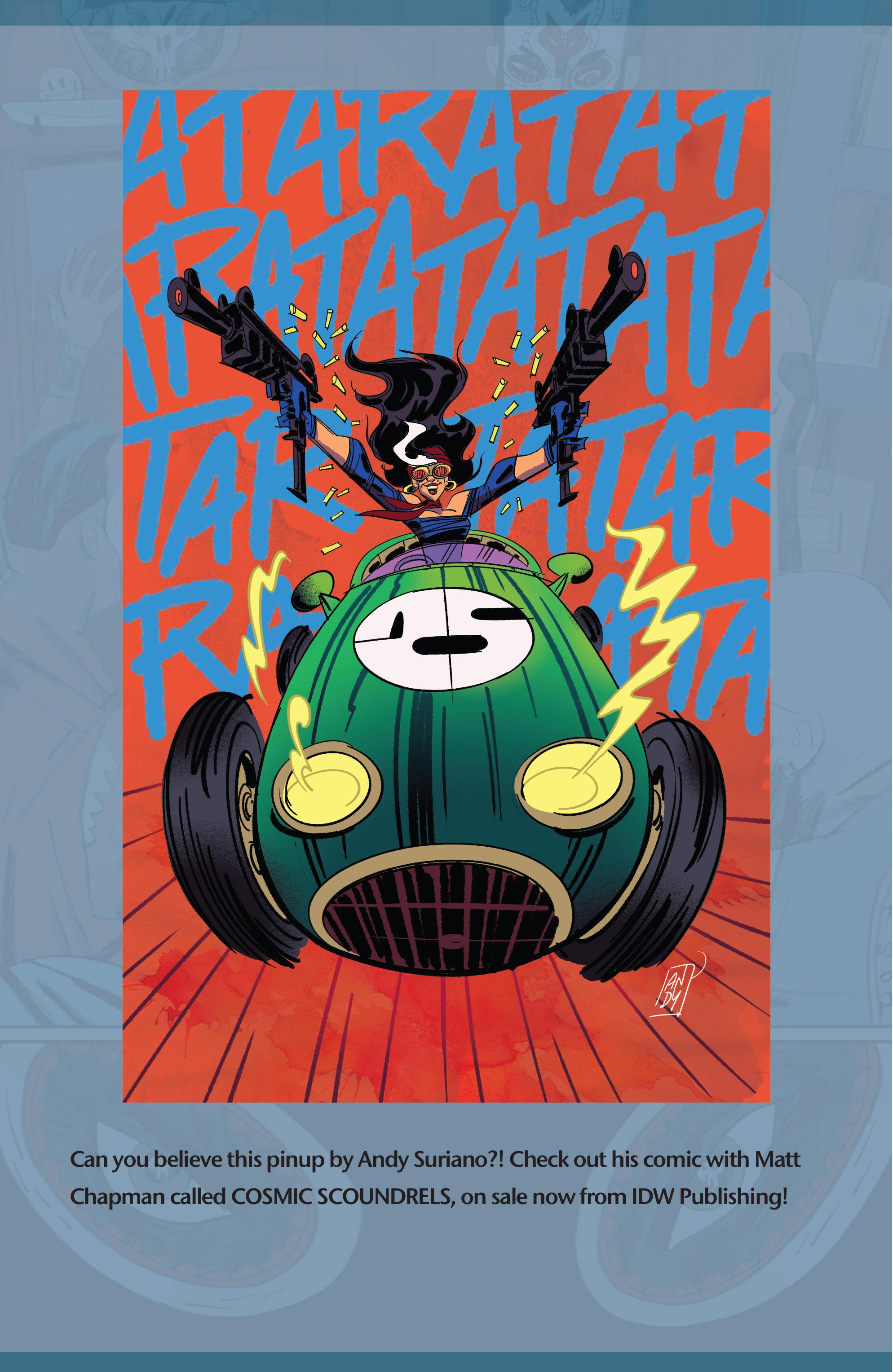 Read online Helena Crash comic -  Issue #4 - 26