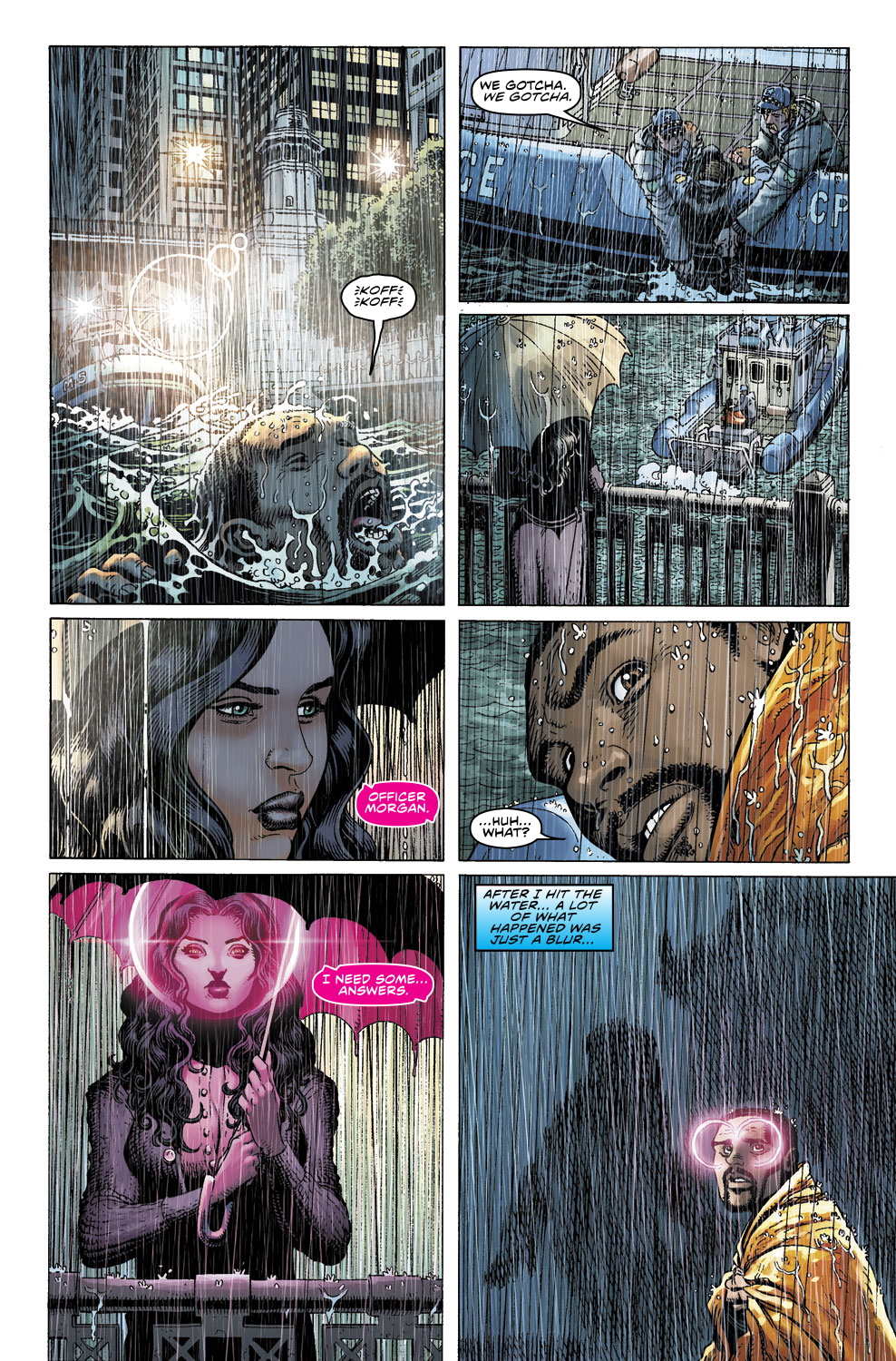 Read online Ultimate X comic -  Issue #3 - 23