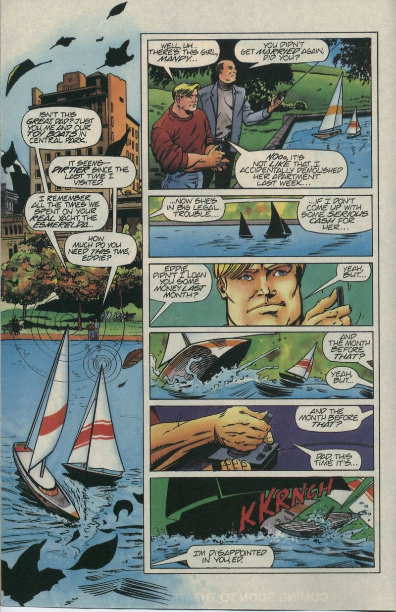 Read online Secret Weapons comic -  Issue #5 - 6