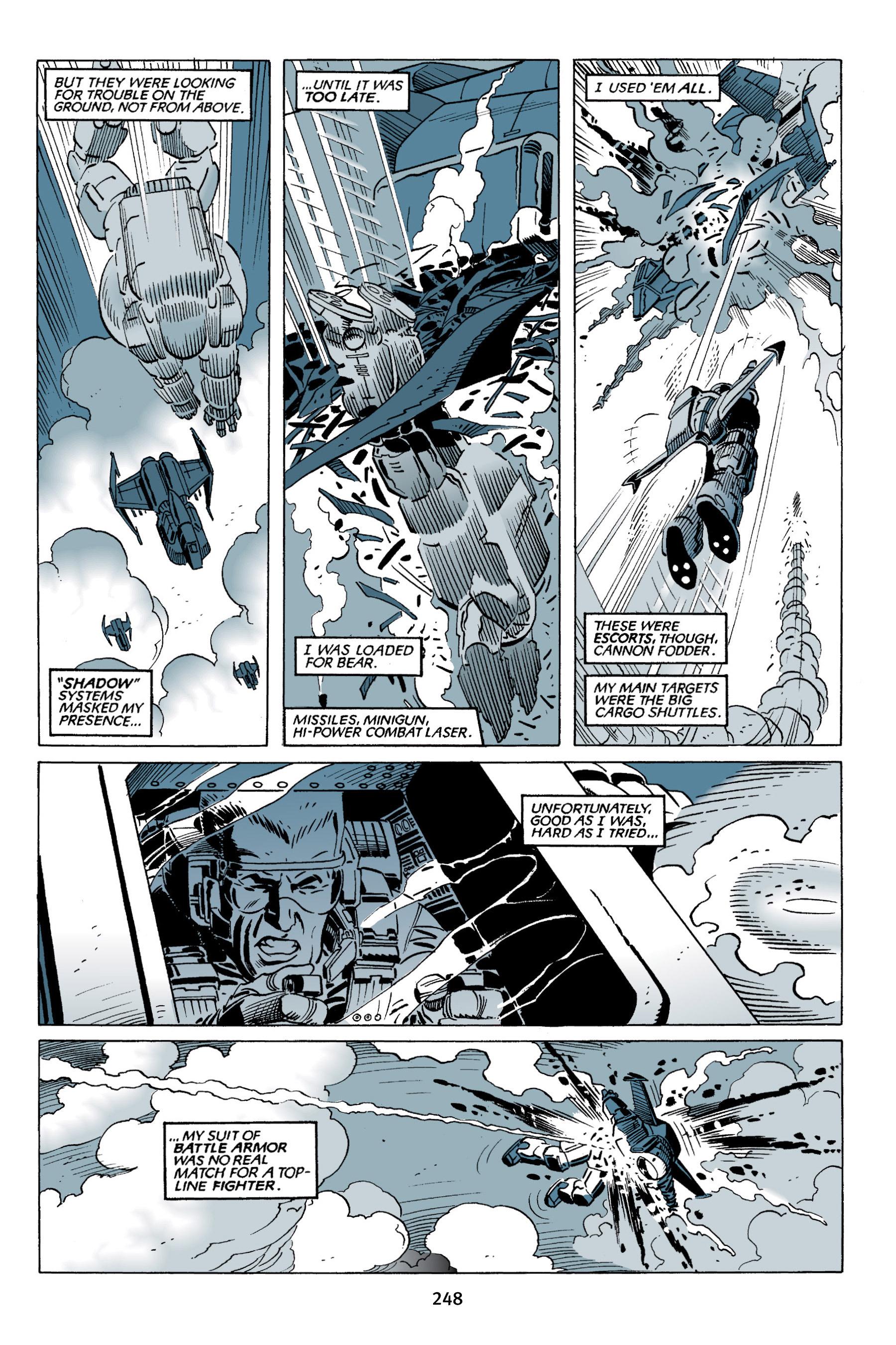 Read online Aliens vs. Predator Omnibus comic -  Issue # _TPB 2 Part 3 - 24