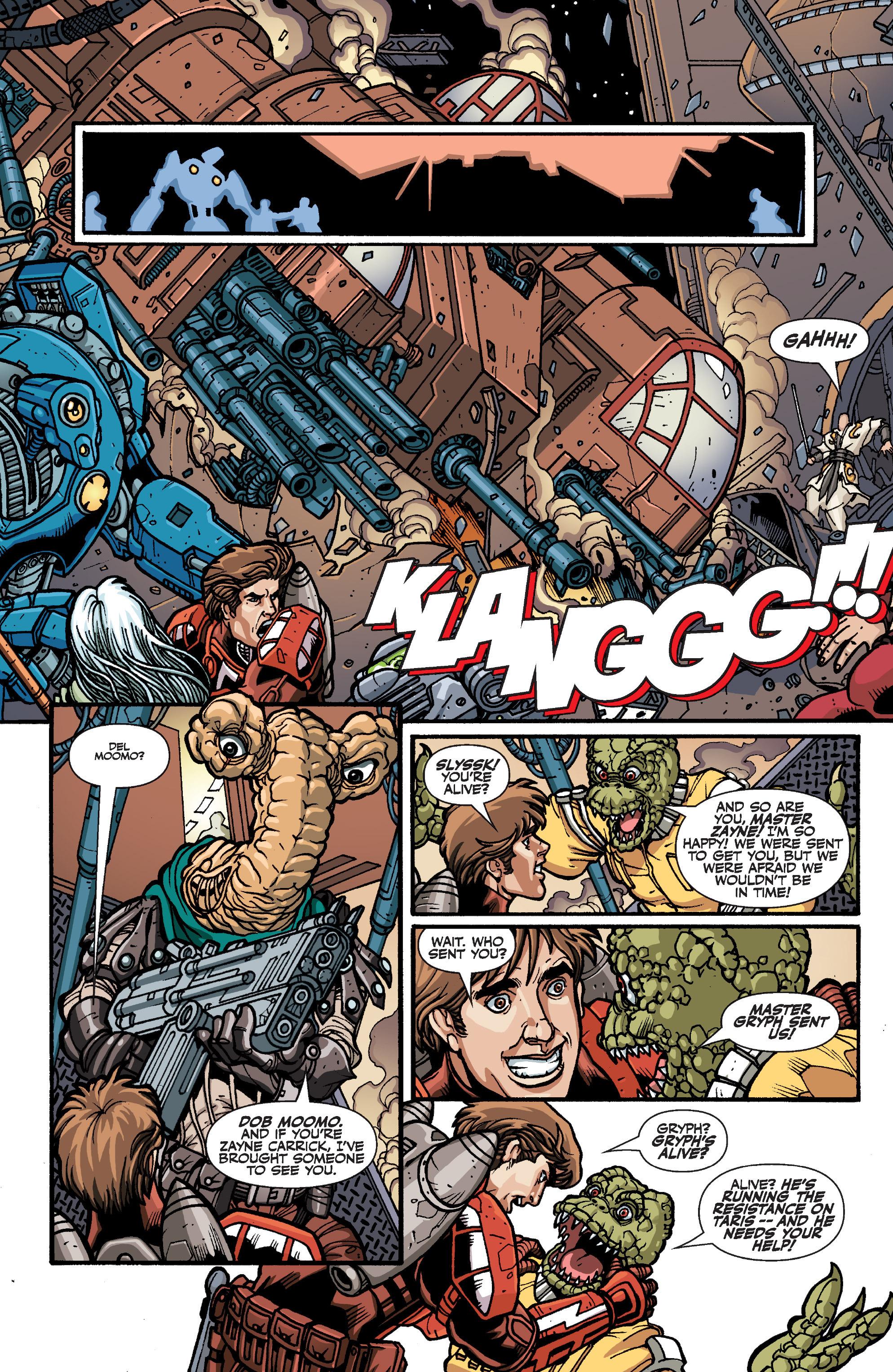Read online Star Wars Omnibus comic -  Issue # Vol. 32 - 73