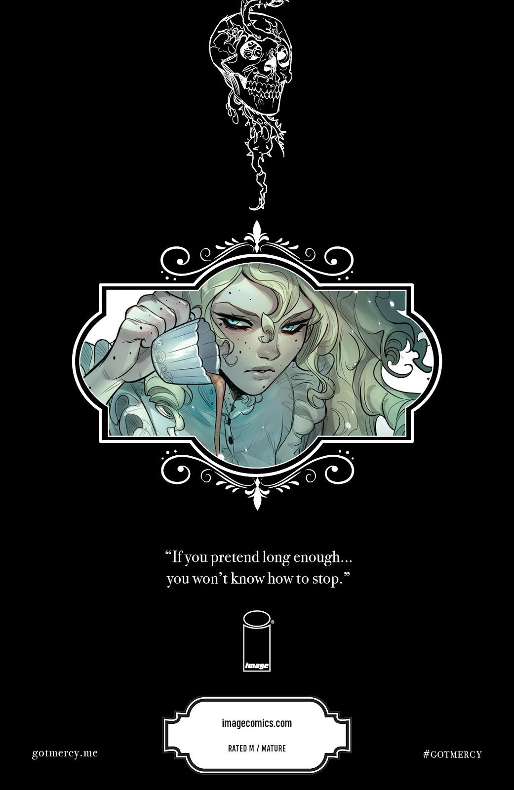 Read online Mirka Andolfo's Mercy comic -  Issue #2 - 31