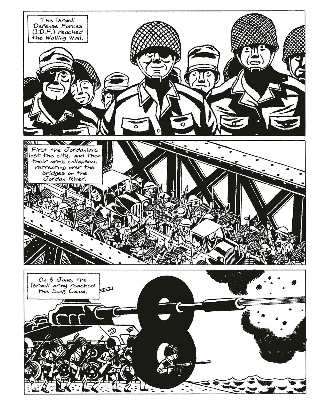 Best of Enemies: A History of US and Middle East Relations issue TPB_2 - Page 33