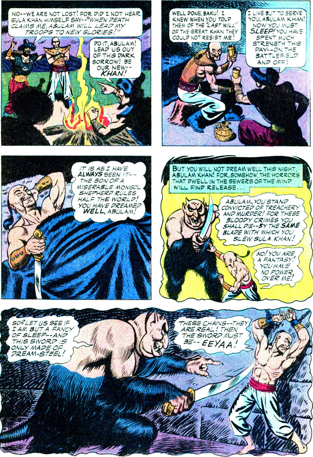 Boris Karloff Tales of Mystery issue 38 - Page 5