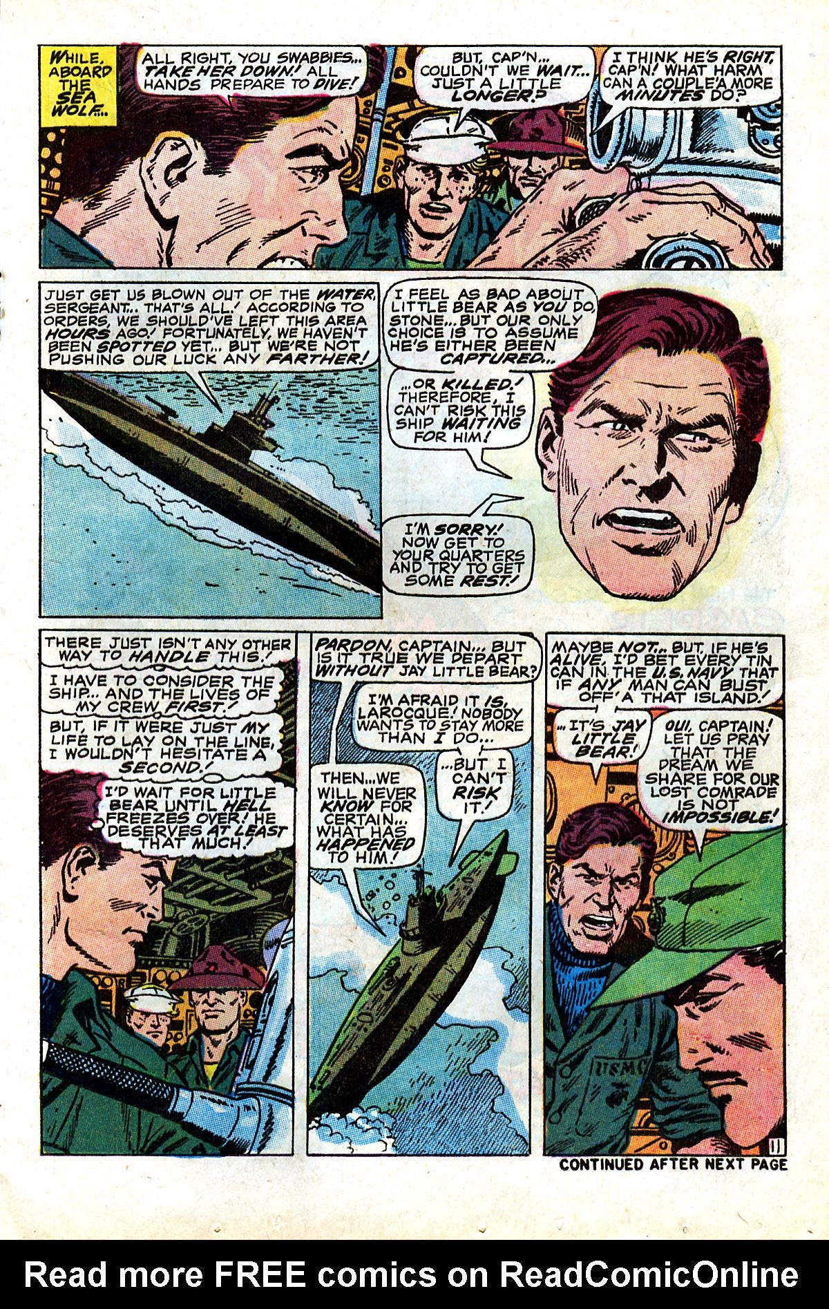 Captain Savage and his Leatherneck Raiders issue 17 - Page 17