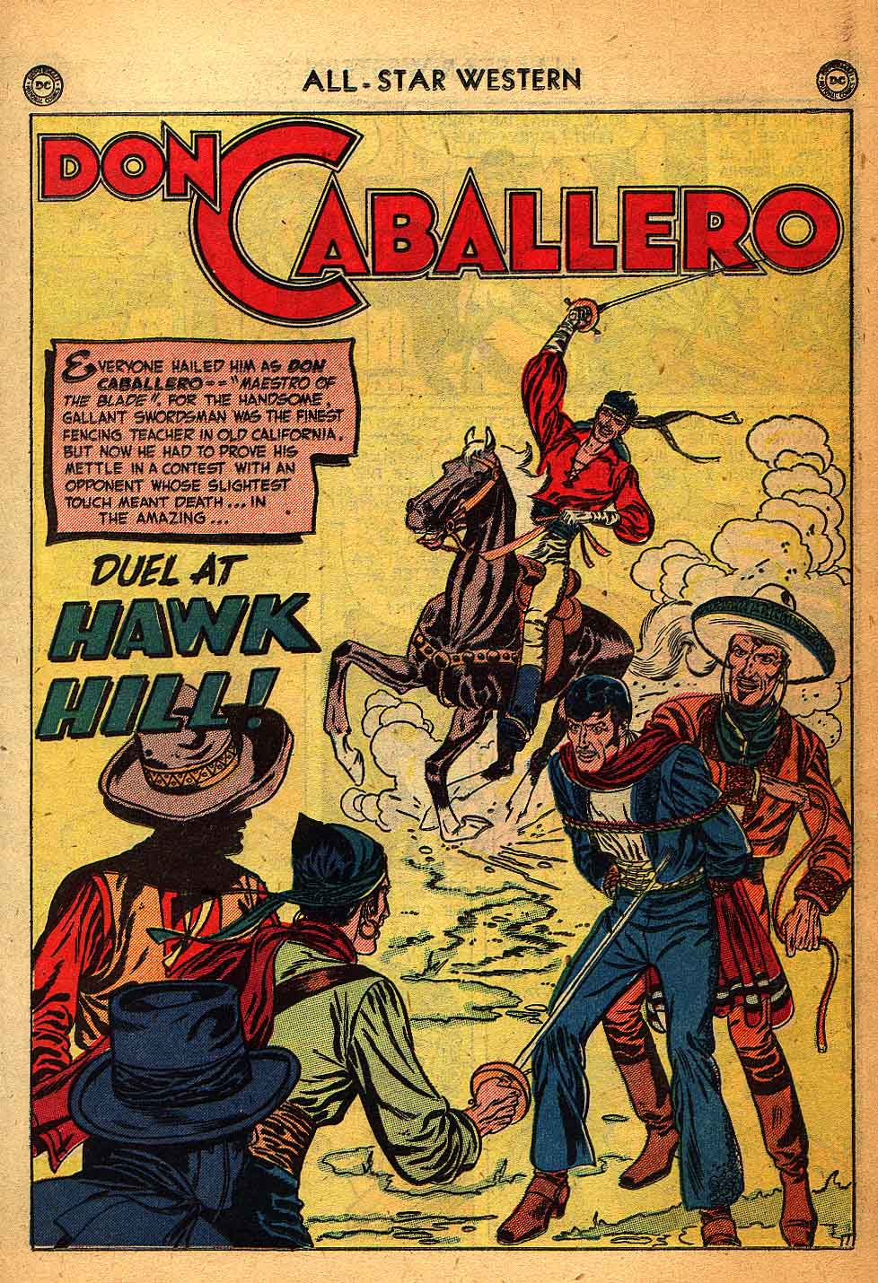 Read online All-Star Western (1951) comic -  Issue #58 - 15