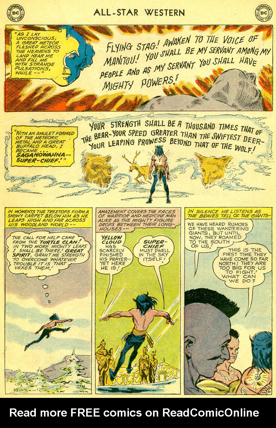 Read online All-Star Western (1951) comic -  Issue #118 - 26
