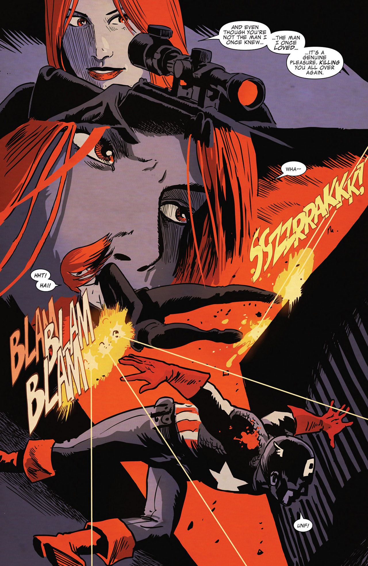 Read online Captain America And Black Widow comic -  Issue #637 - 4