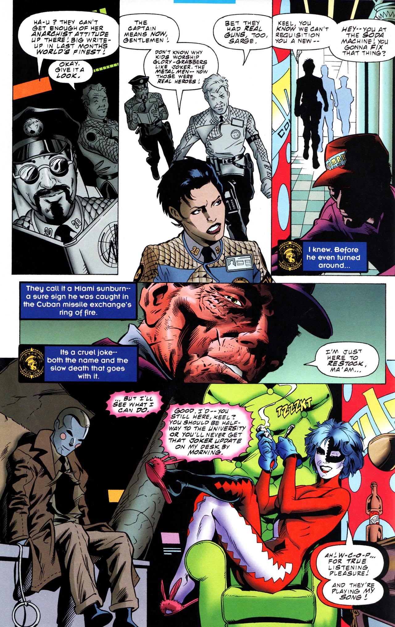 Read online Tangent Comics/ The Joker comic -  Issue # Full - 17