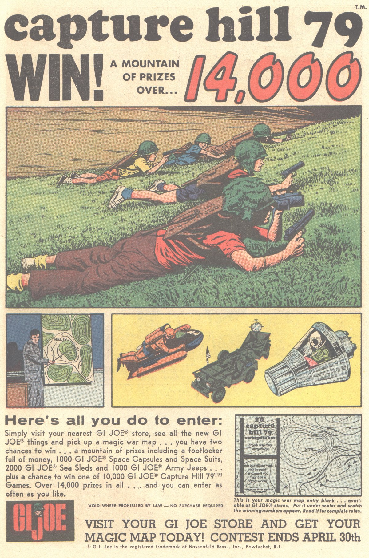 Read online Adventure Comics (1938) comic -  Issue #355 - 7