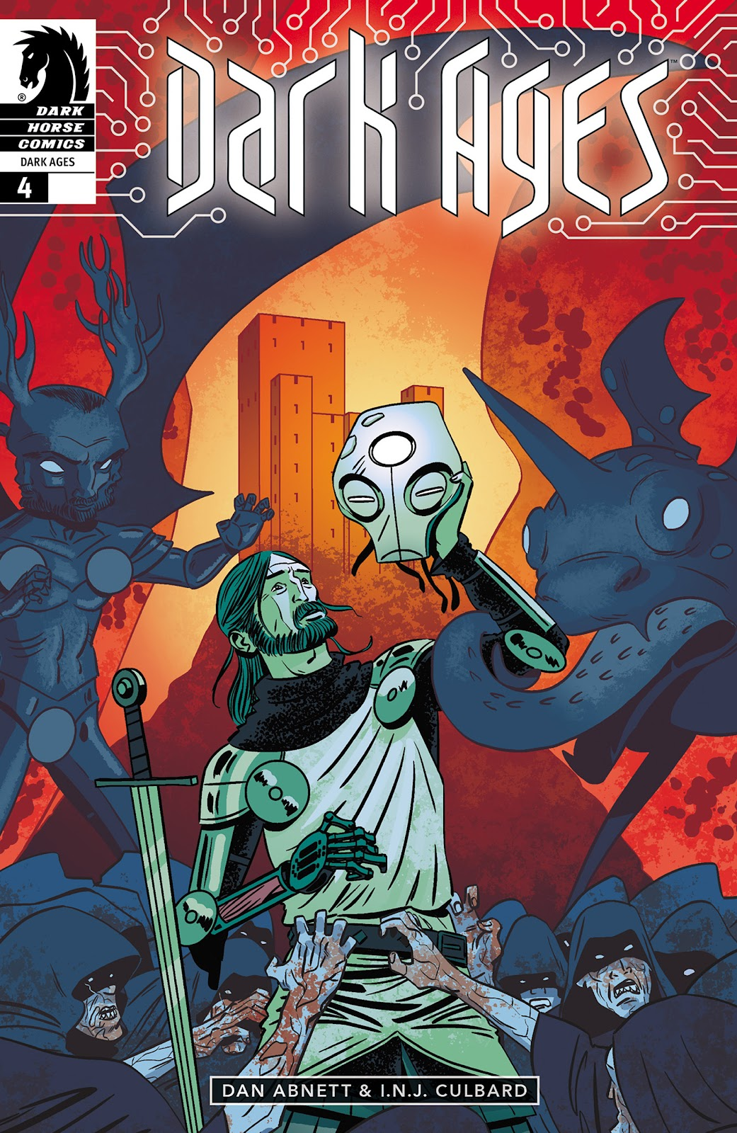 Read online Dark Ages comic -  Issue #4 - 1