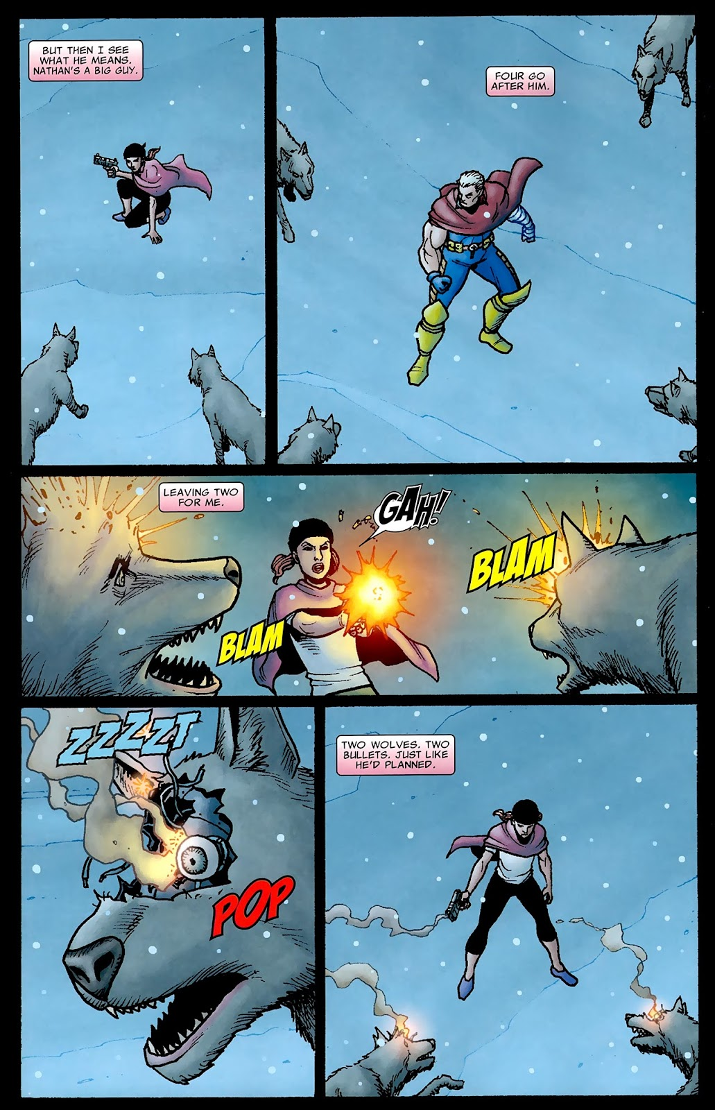 Read online X-Men: Second Coming Revelations comic -  Issue # TPB (Part 1) - 22
