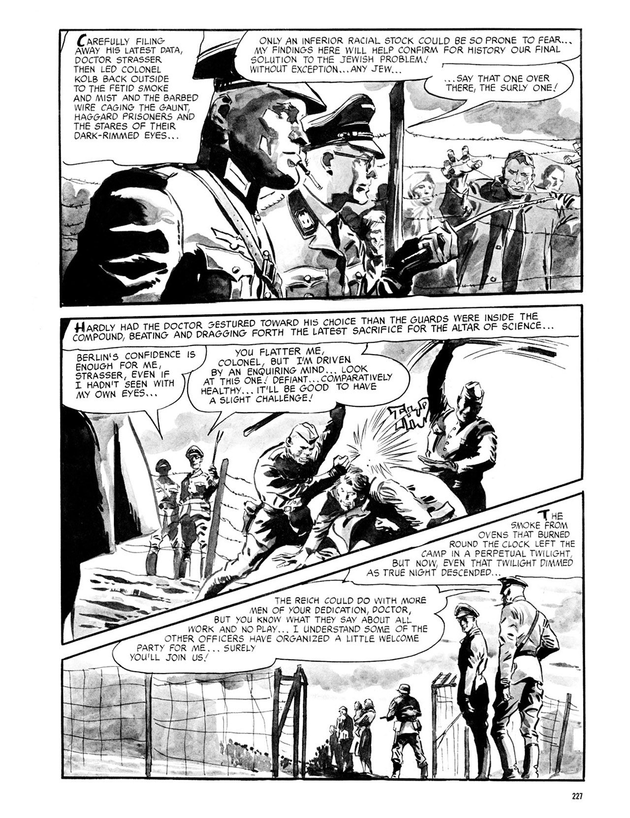 Read online Eerie Archives comic -  Issue # TPB 2 - 228