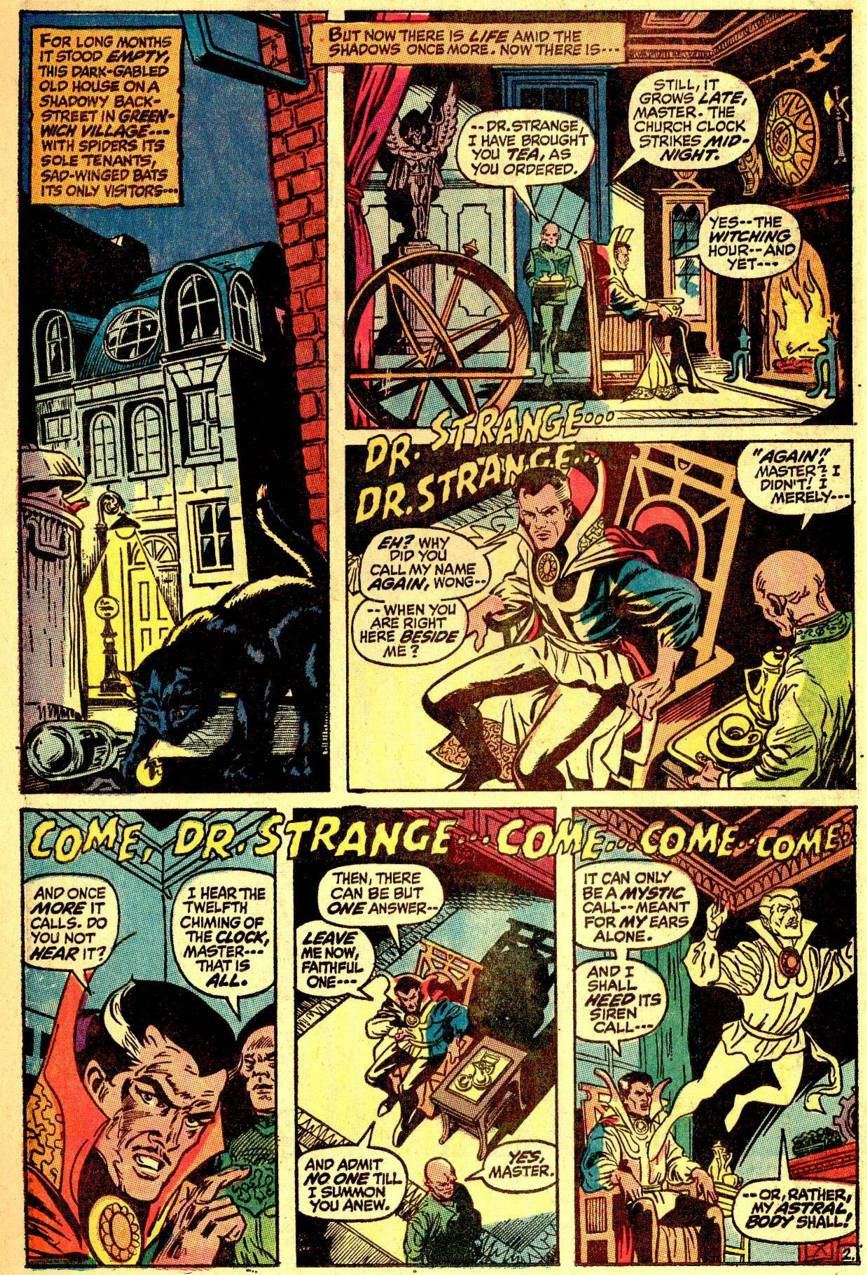 Marvel Feature (1971) issue 1 - Page 2