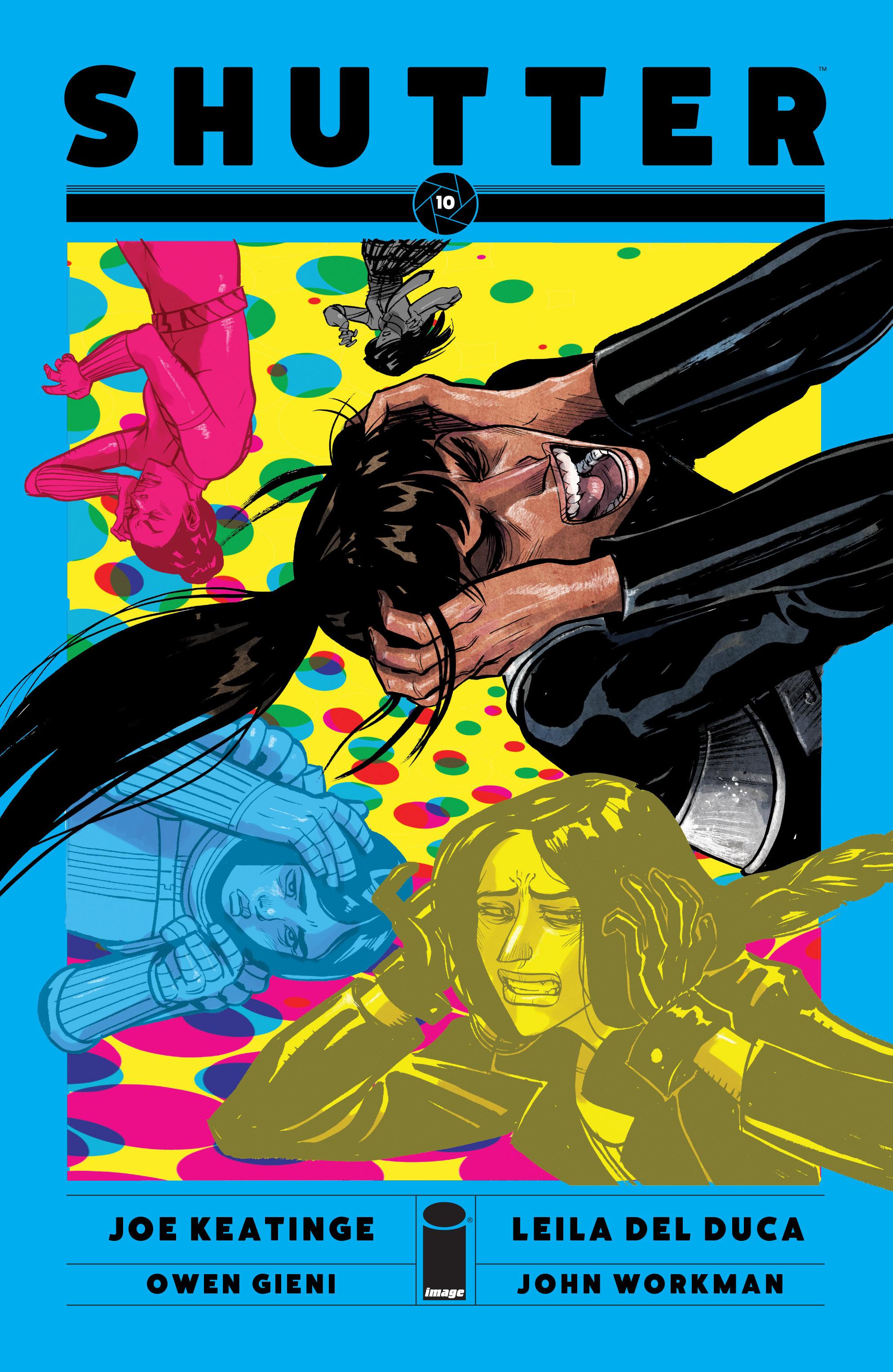 Read online Shutter comic -  Issue #10 - 1