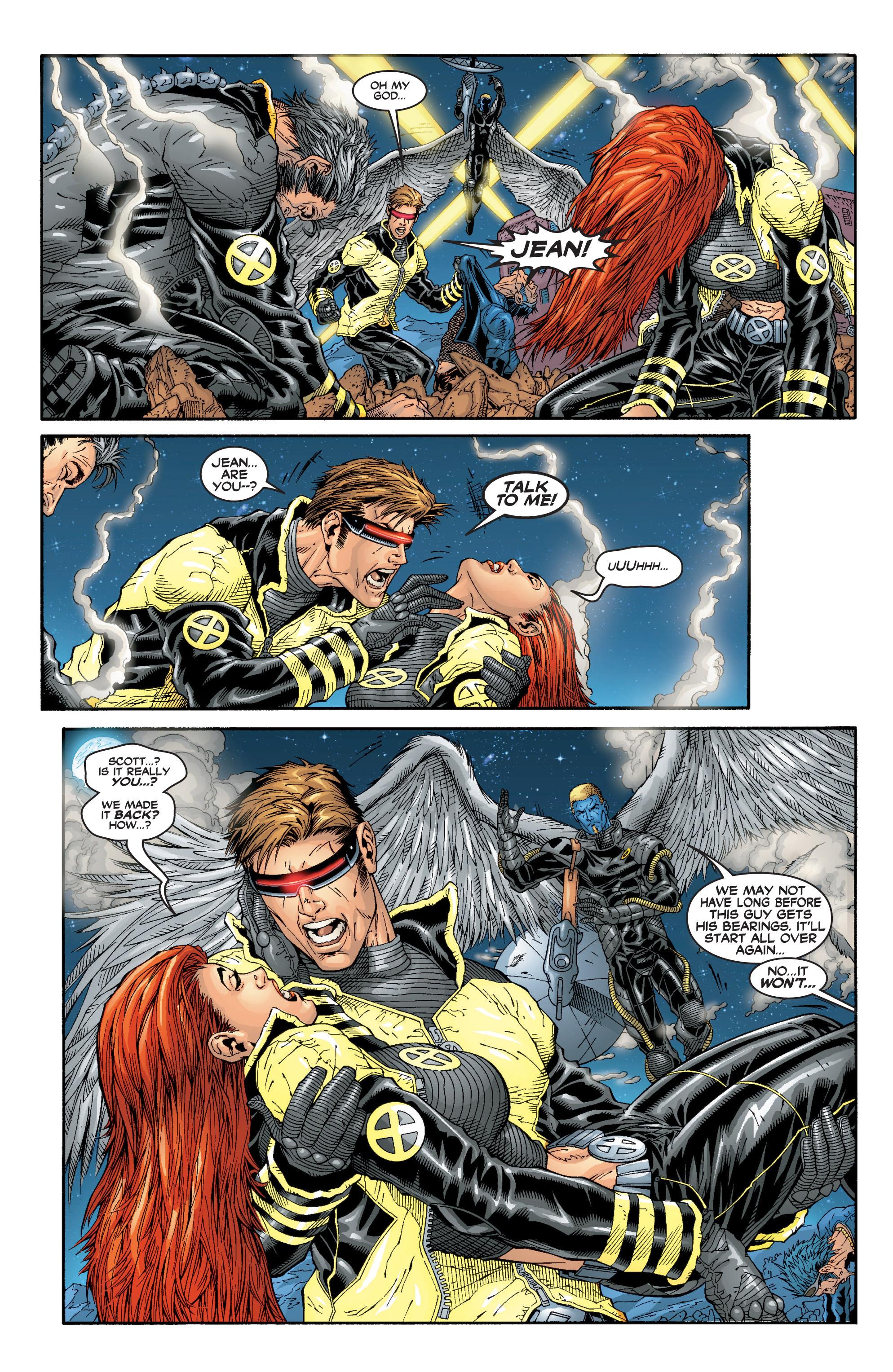 Read online Uncanny X-Men (1963) comic -  Issue #394 - 23