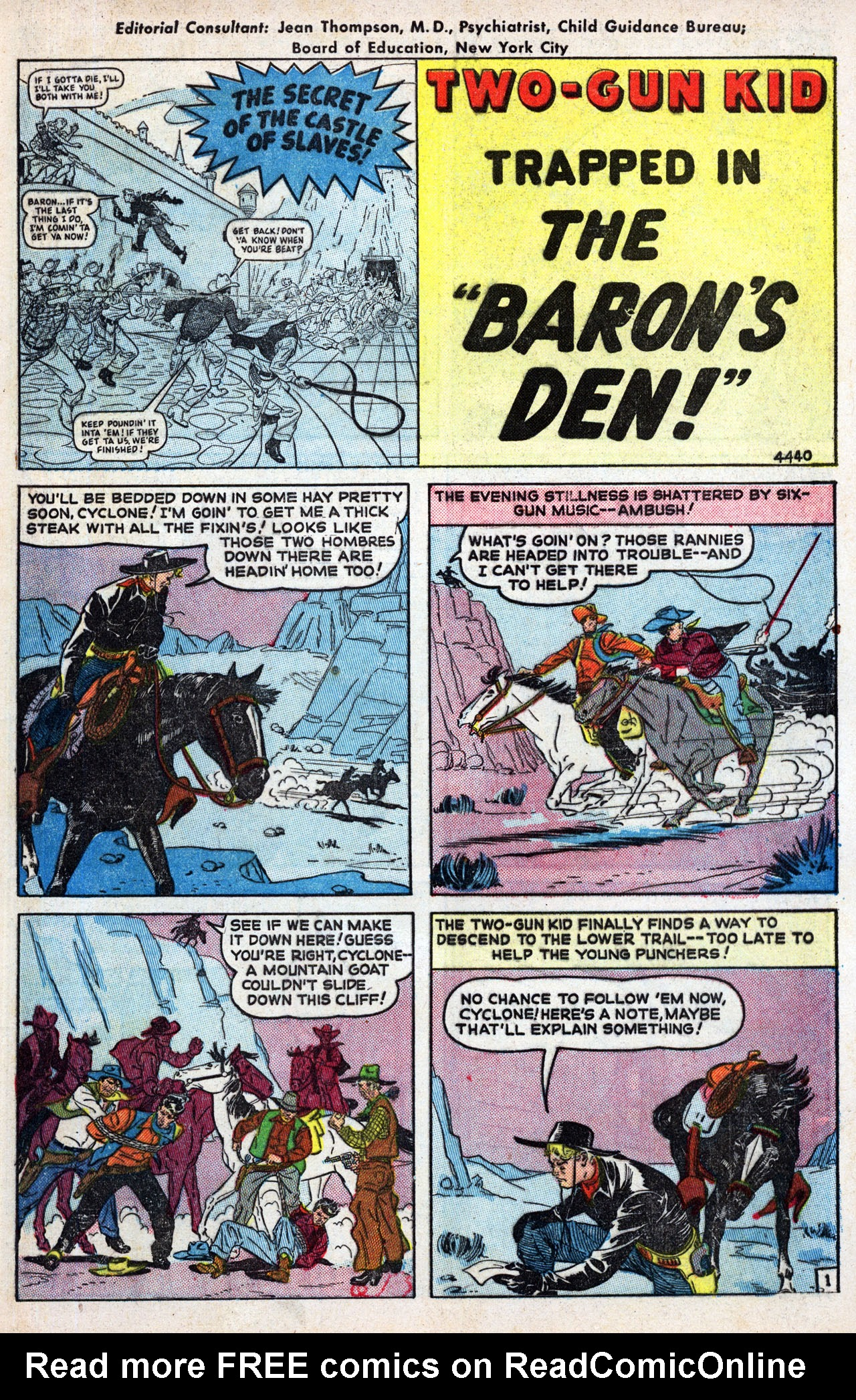 Read online Two-Gun Kid comic -  Issue #8 - 3