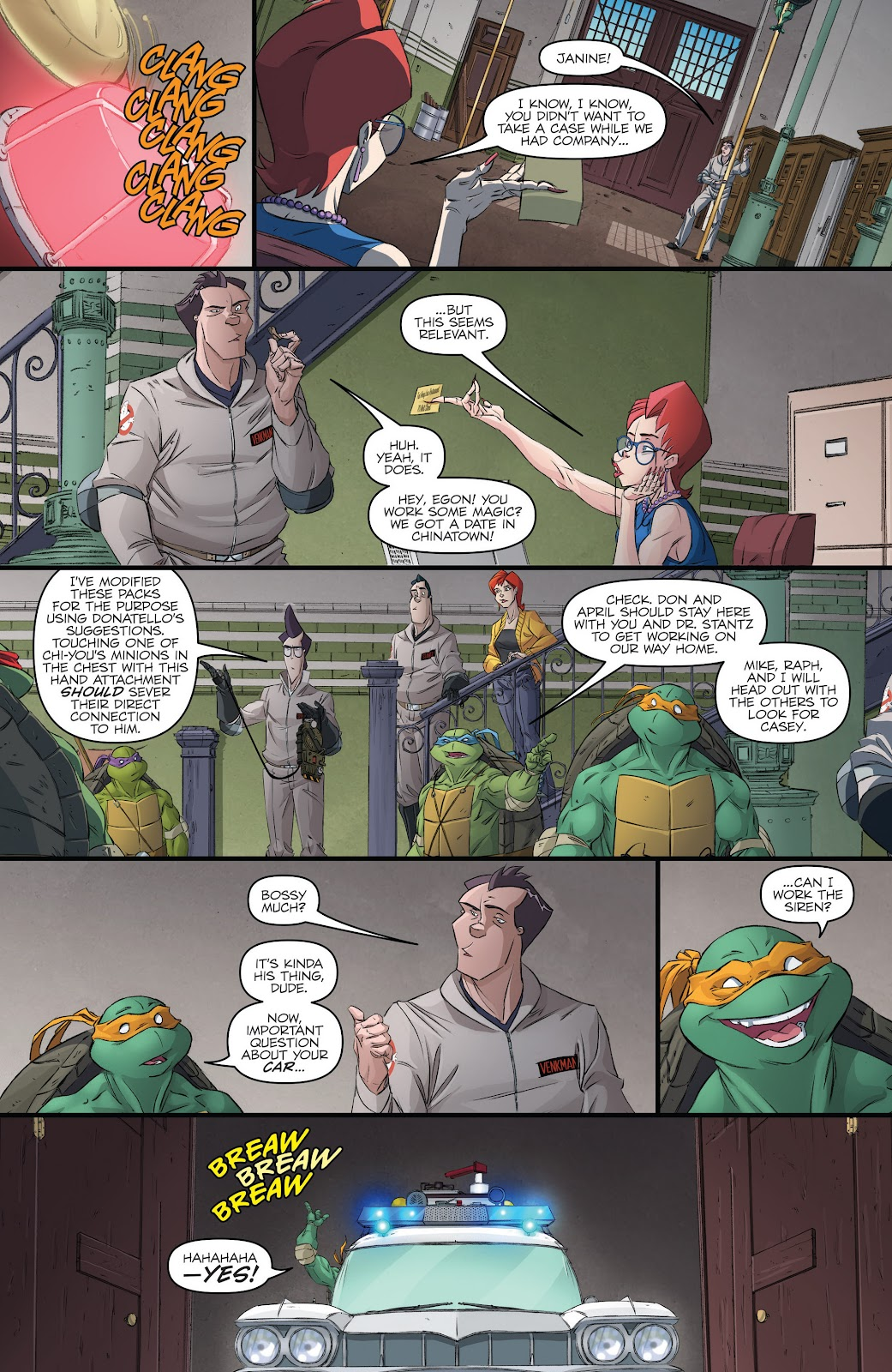 Read online Teenage Mutant Ninja Turtles: The IDW Collection comic -  Issue # TPB 5 (Part 3) - 27