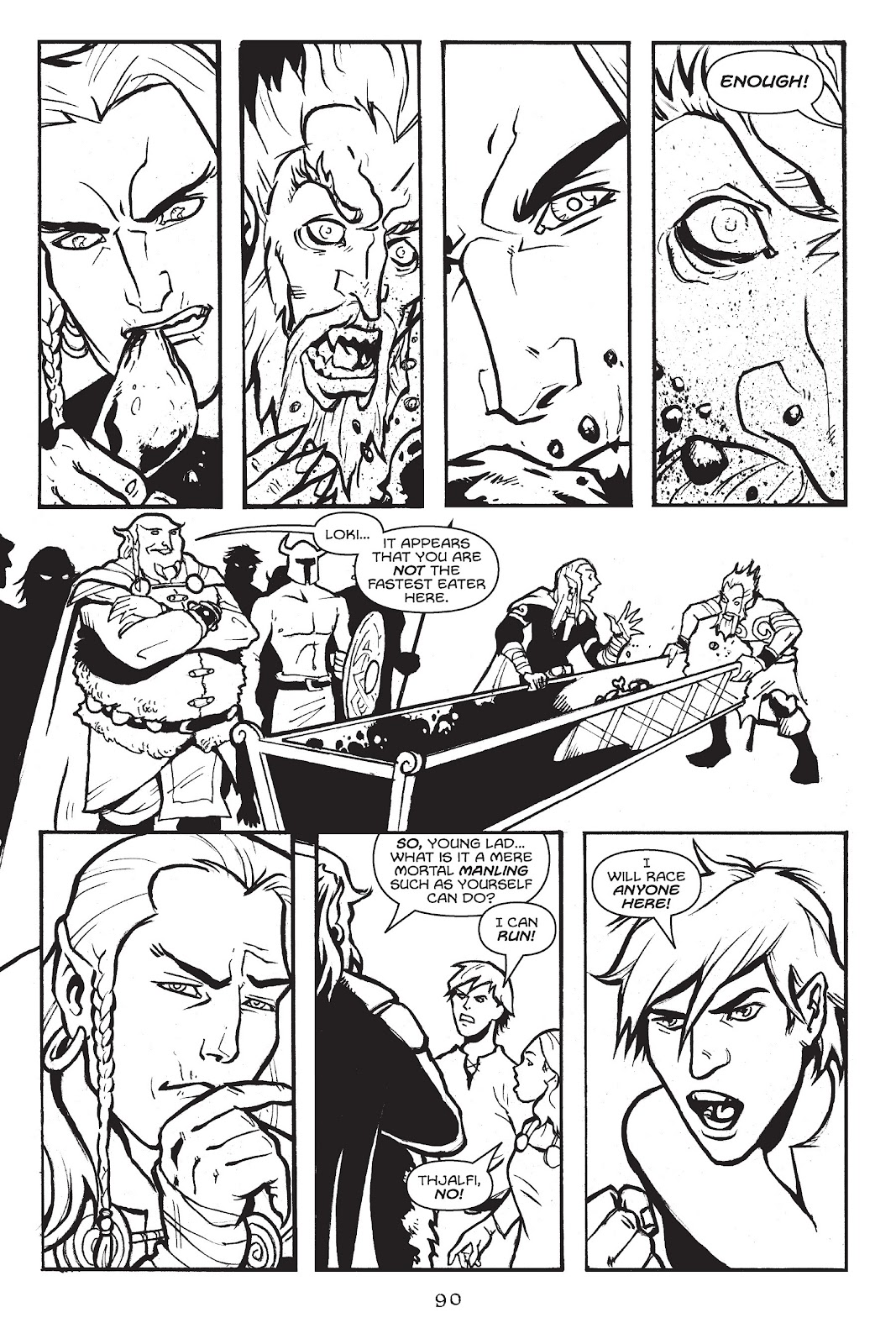 Read online Gods of Asgard comic -  Issue # TPB (Part 1) - 91