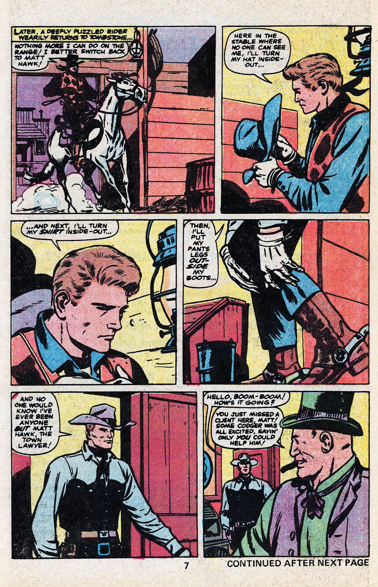 Read online Two-Gun Kid comic -  Issue #136 - 9