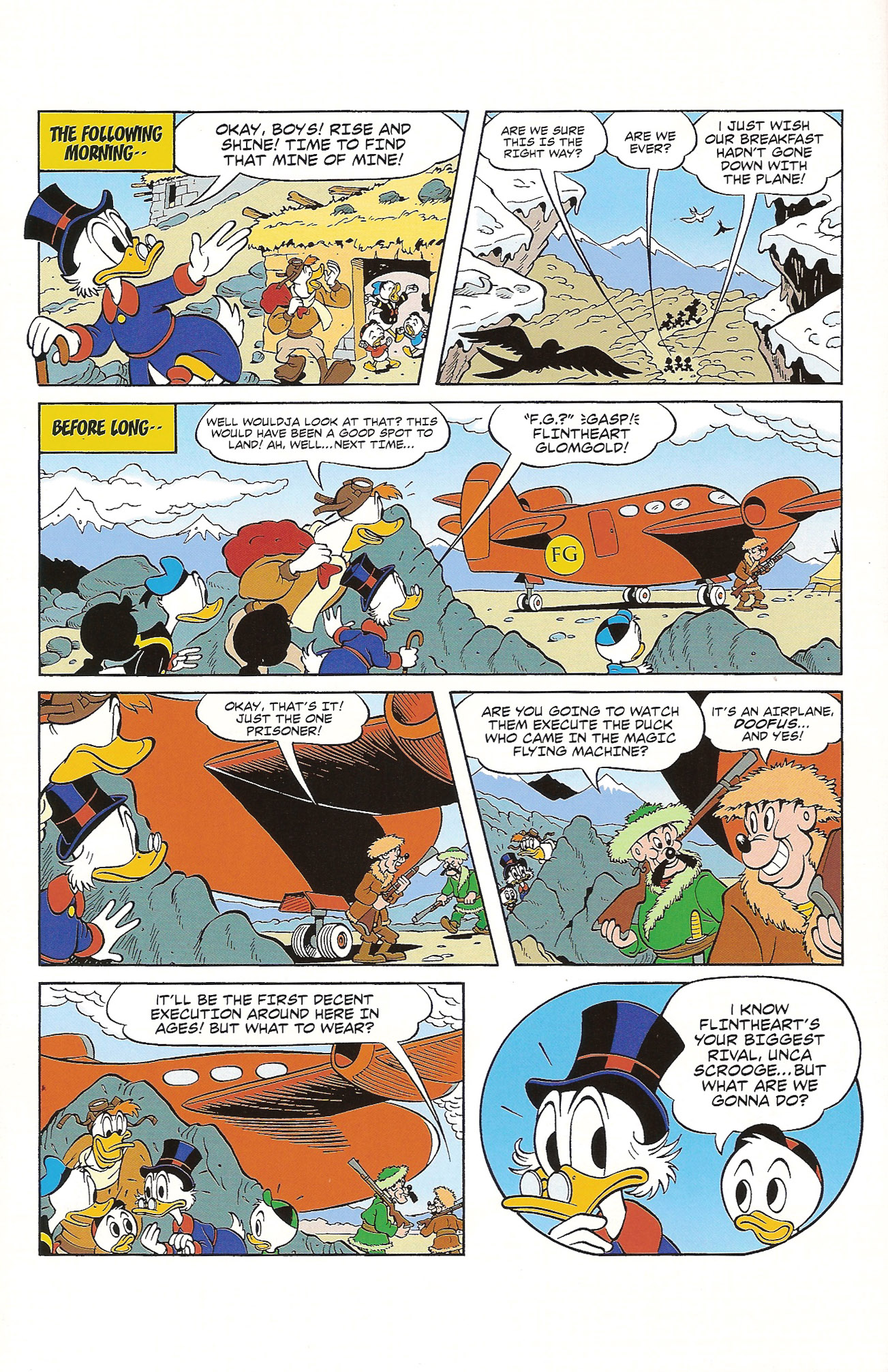 Read online Uncle Scrooge (1953) comic -  Issue #392 - 13