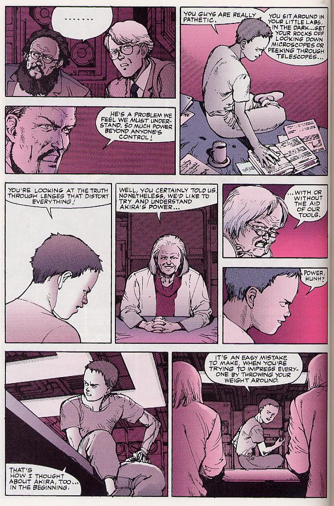 Read online Akira comic -  Issue #26 - 61