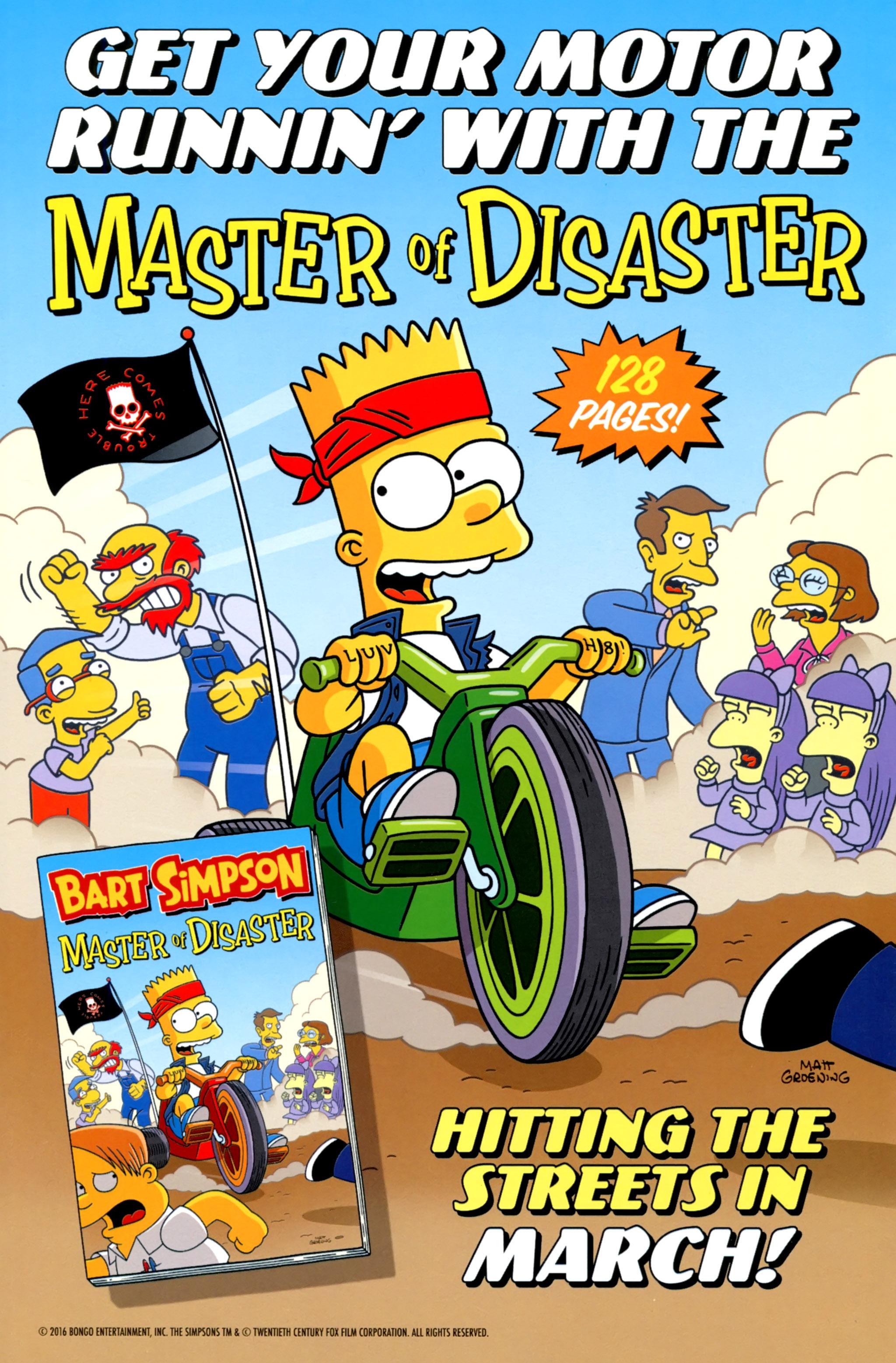 Read online Simpsons Comics Presents Bart Simpson comic -  Issue #100 - 47