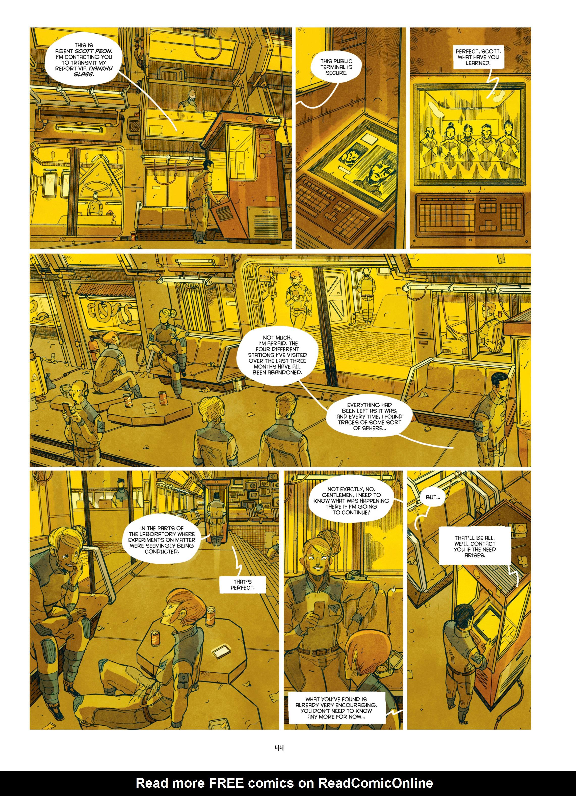 Read online Shangri-La comic -  Issue # Full - 46