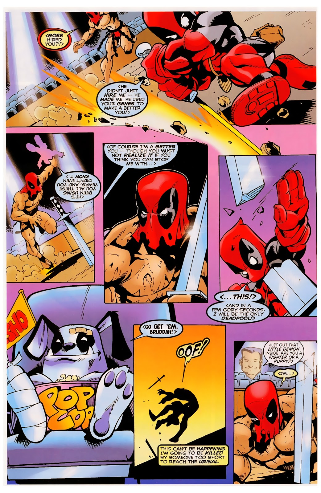 Read online Deadpool (2008) comic -  Issue #900 - 104