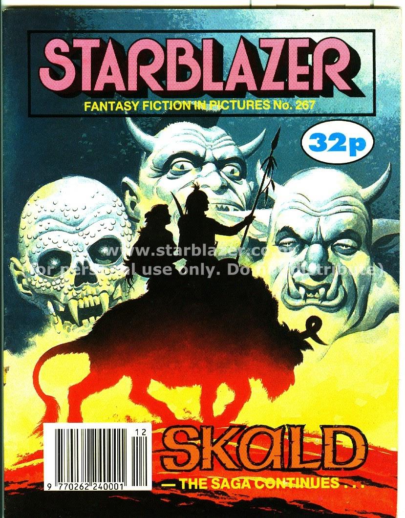 Starblazer issue 267 - Page 2