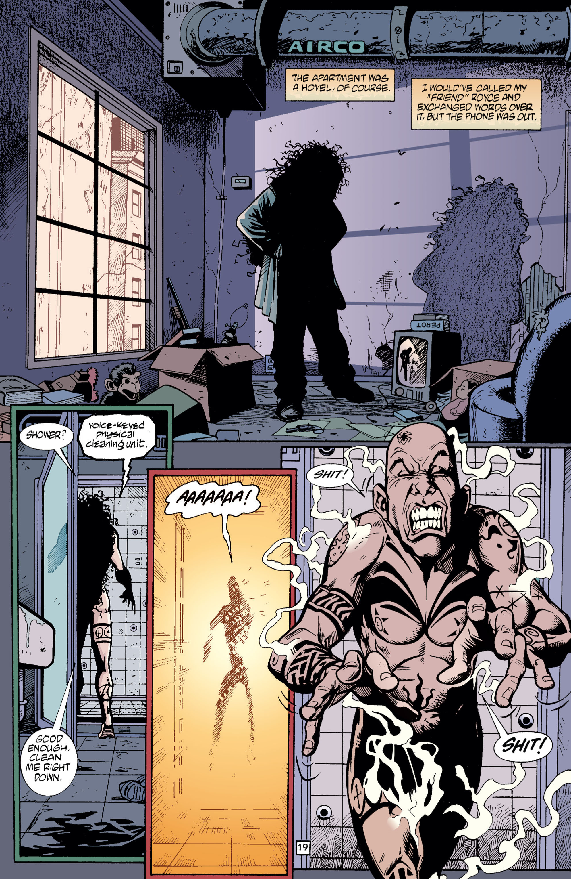 Read online Transmetropolitan comic -  Issue #1 - 20