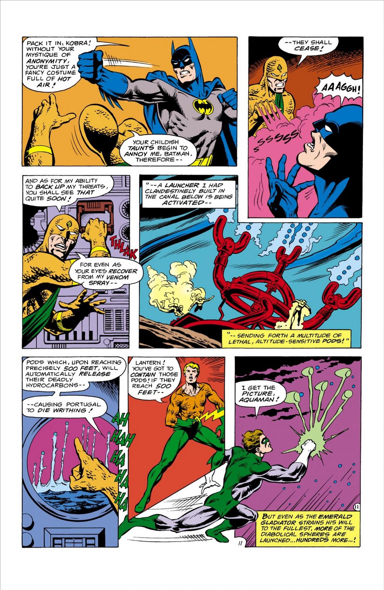Read online Aquaman (1962) comic -  Issue #61 - 12