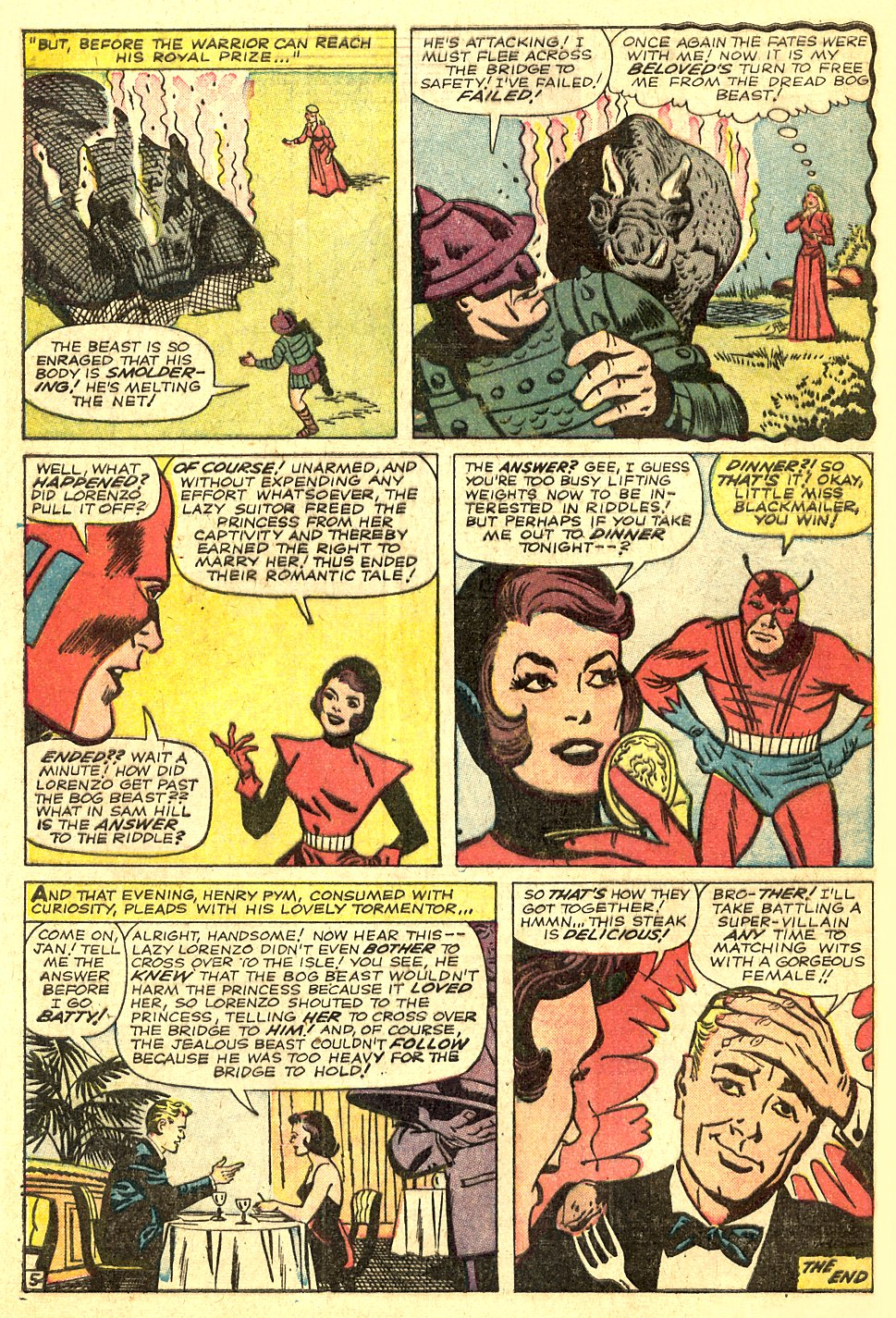 Tales to Astonish (1959) issue 56 - Page 32