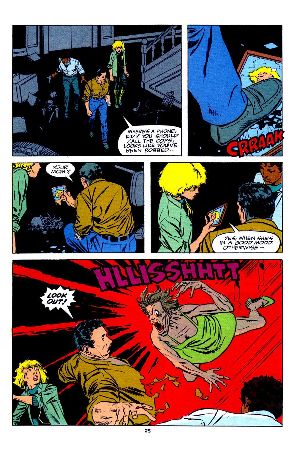 Read online Powerline comic -  Issue #2 - 27