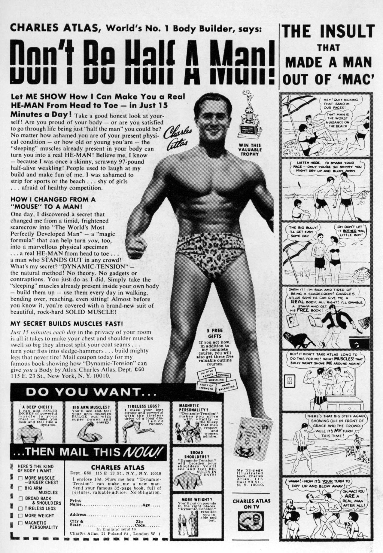 Read online Amazing Adventures (1970) comic -  Issue #29 - 2