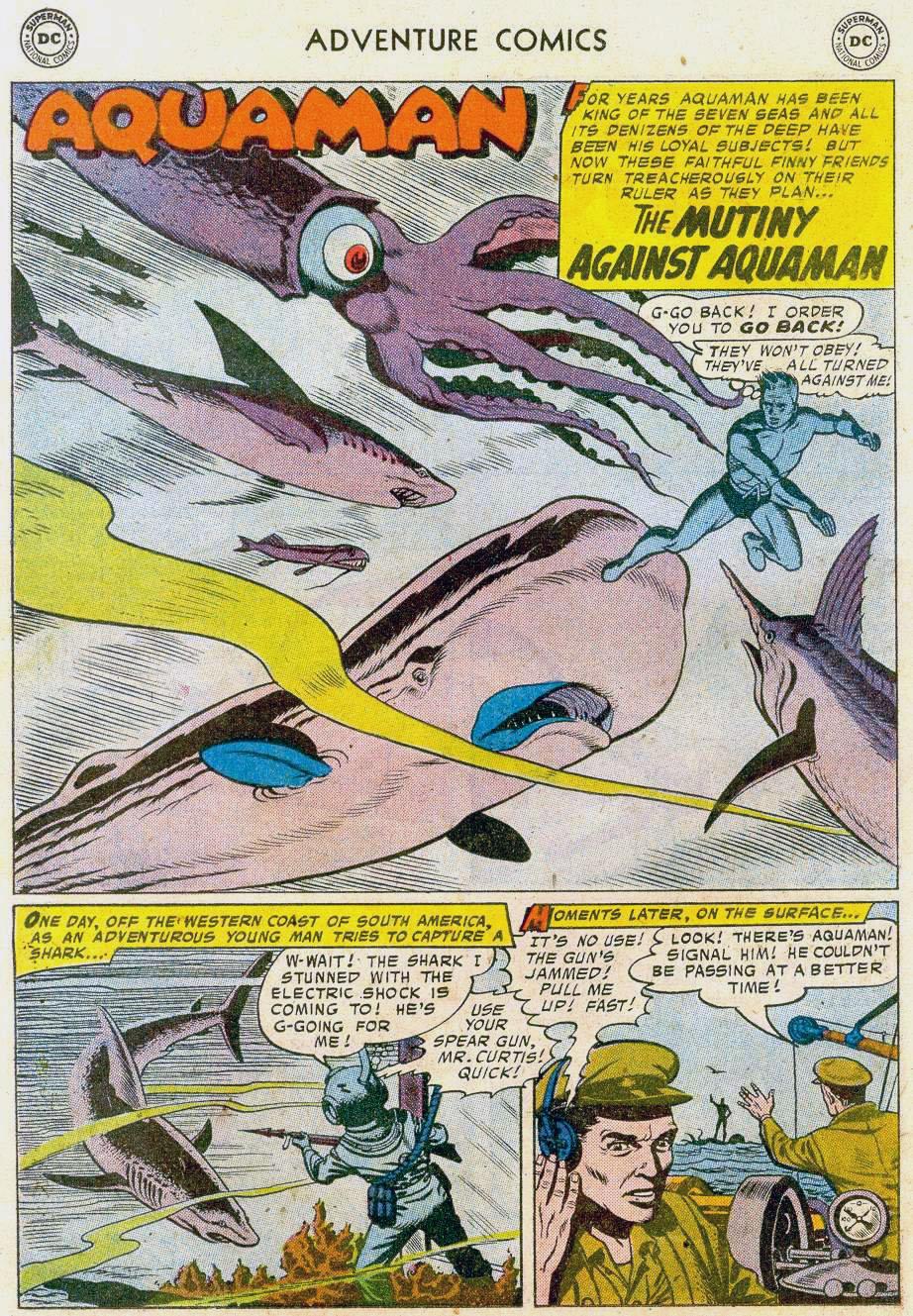Read online Adventure Comics (1938) comic -  Issue #241 - 26