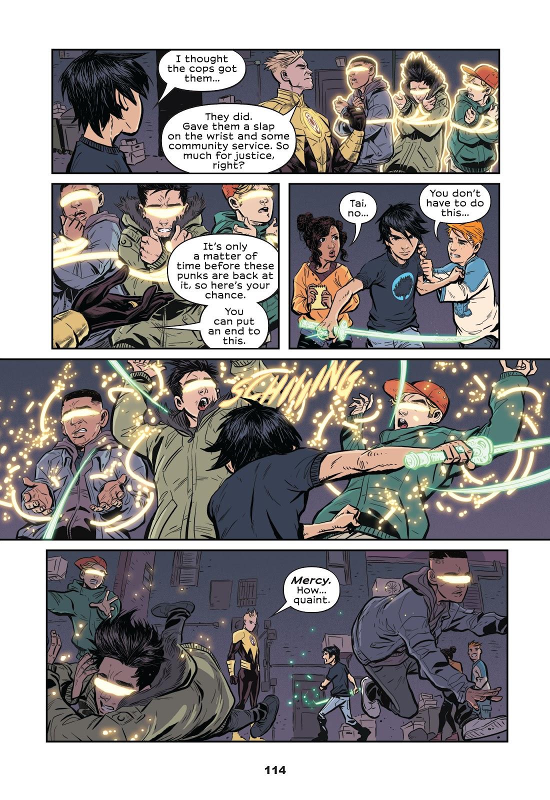 Read online Green Lantern: Legacy comic -  Issue # TPB - 112
