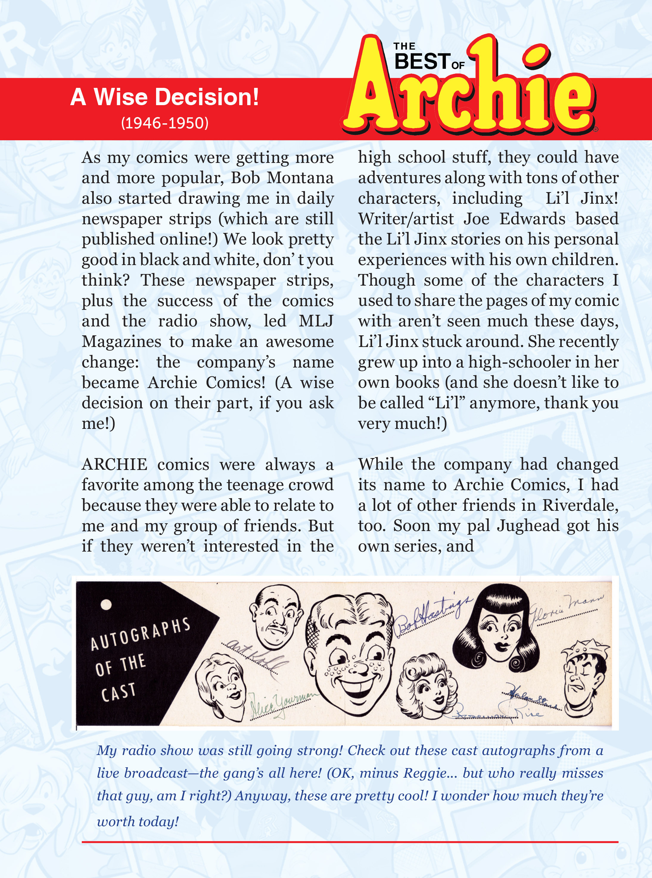 Read online Archie 75th Anniversary Digest comic -  Issue #3 - 25