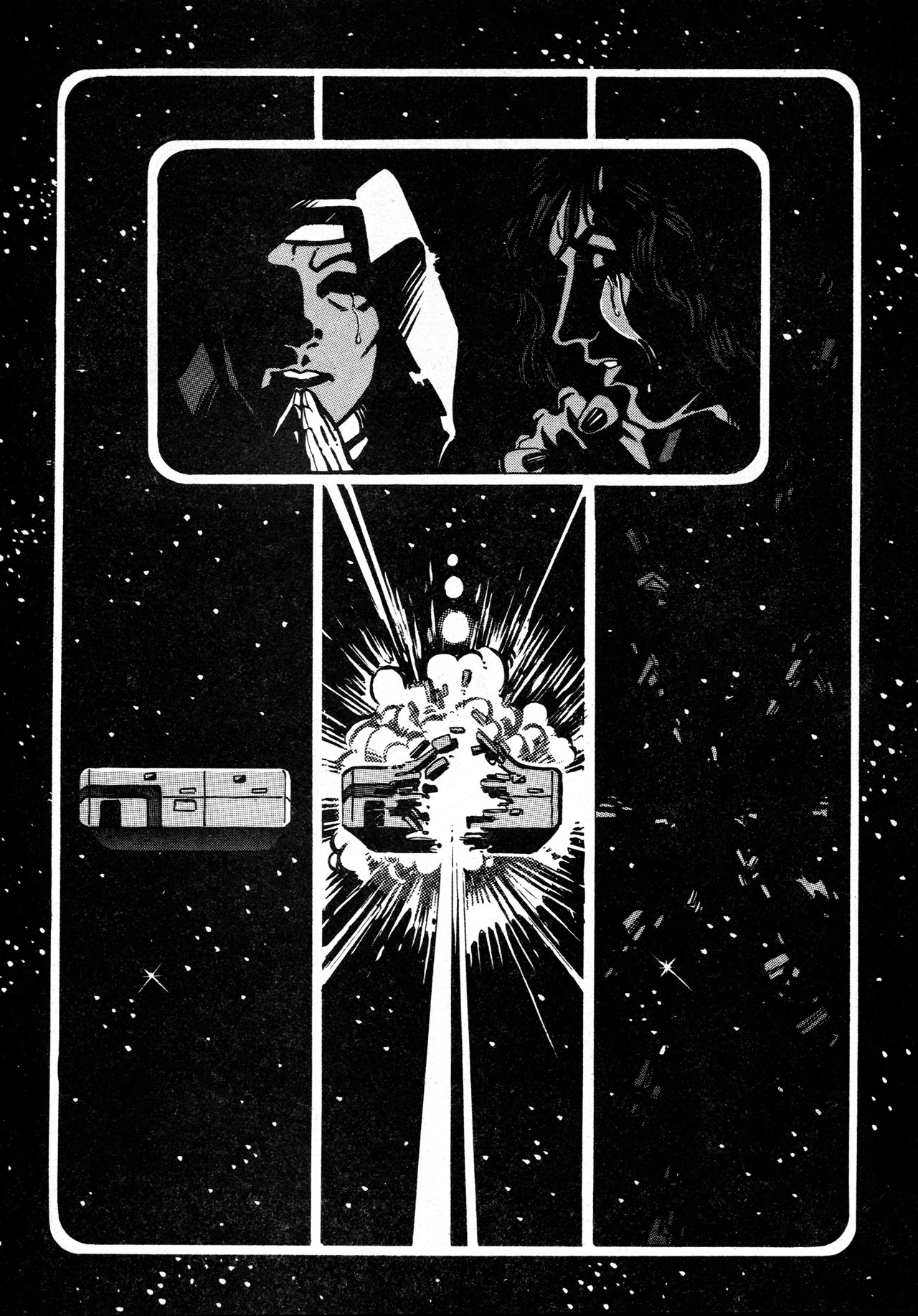 Read online Star*Reach comic -  Issue #13 - 16