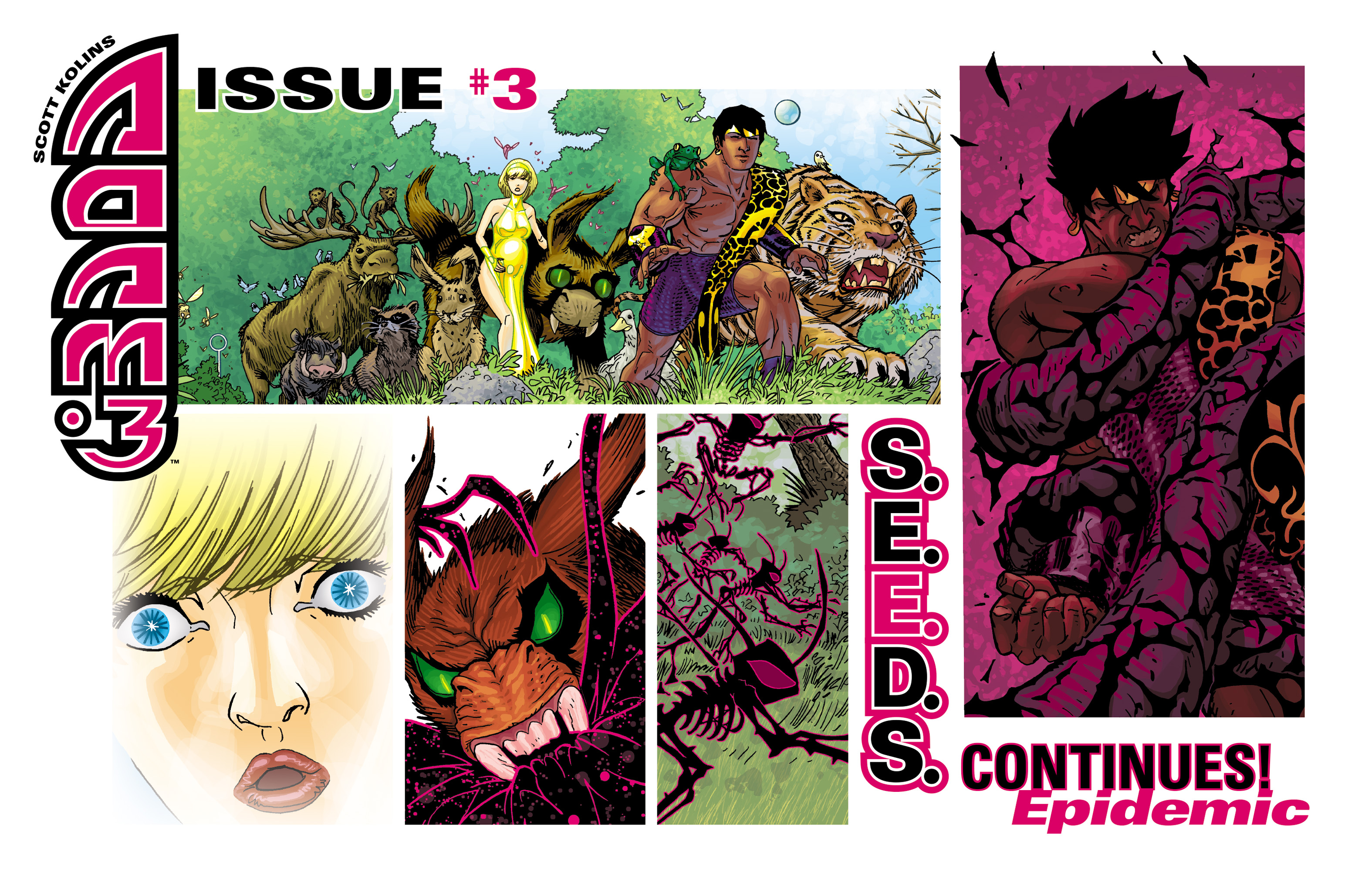 Read online Adam.3 comic -  Issue #2 - 25