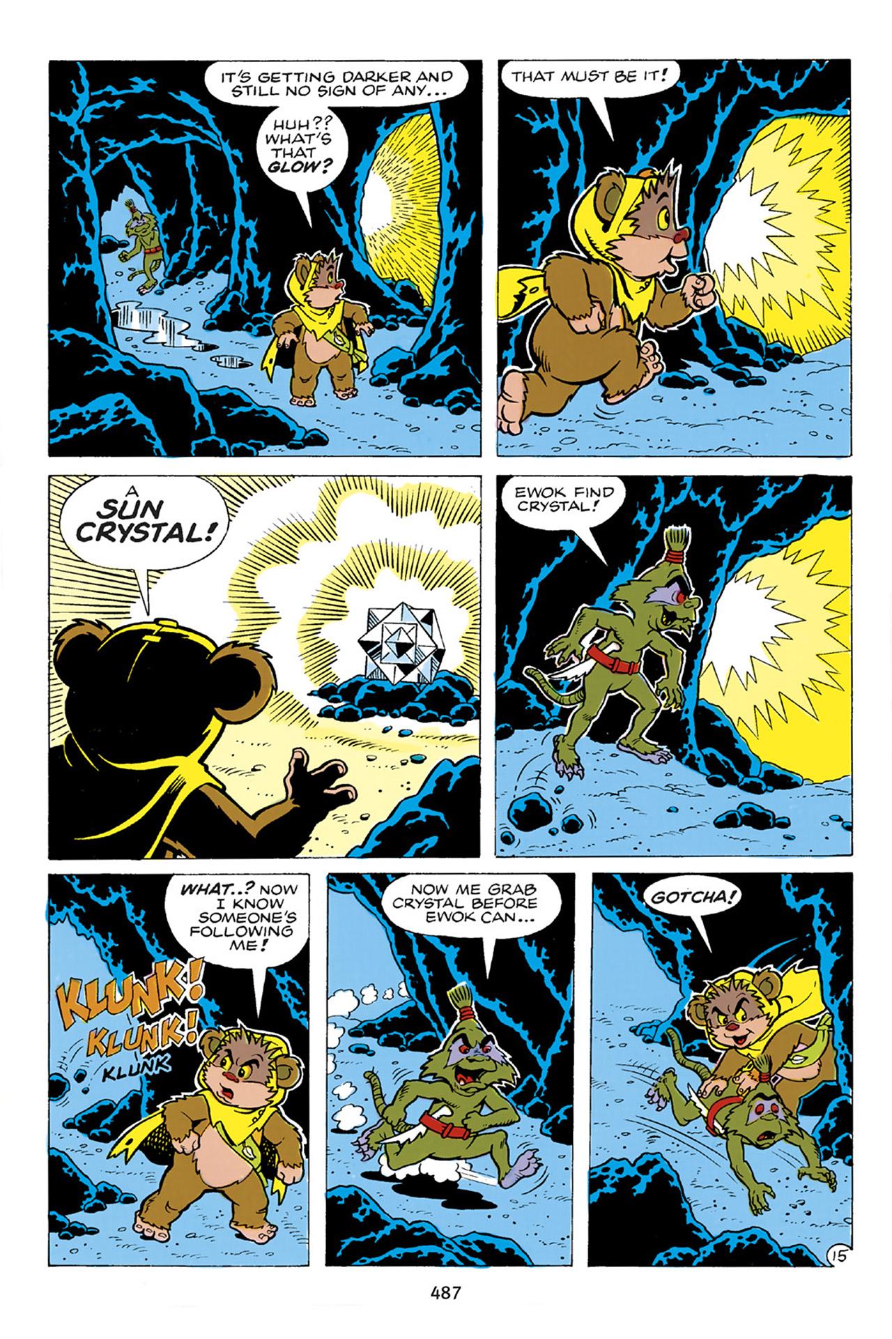 Read online Star Wars Omnibus comic -  Issue # Vol. 23.5 - 231