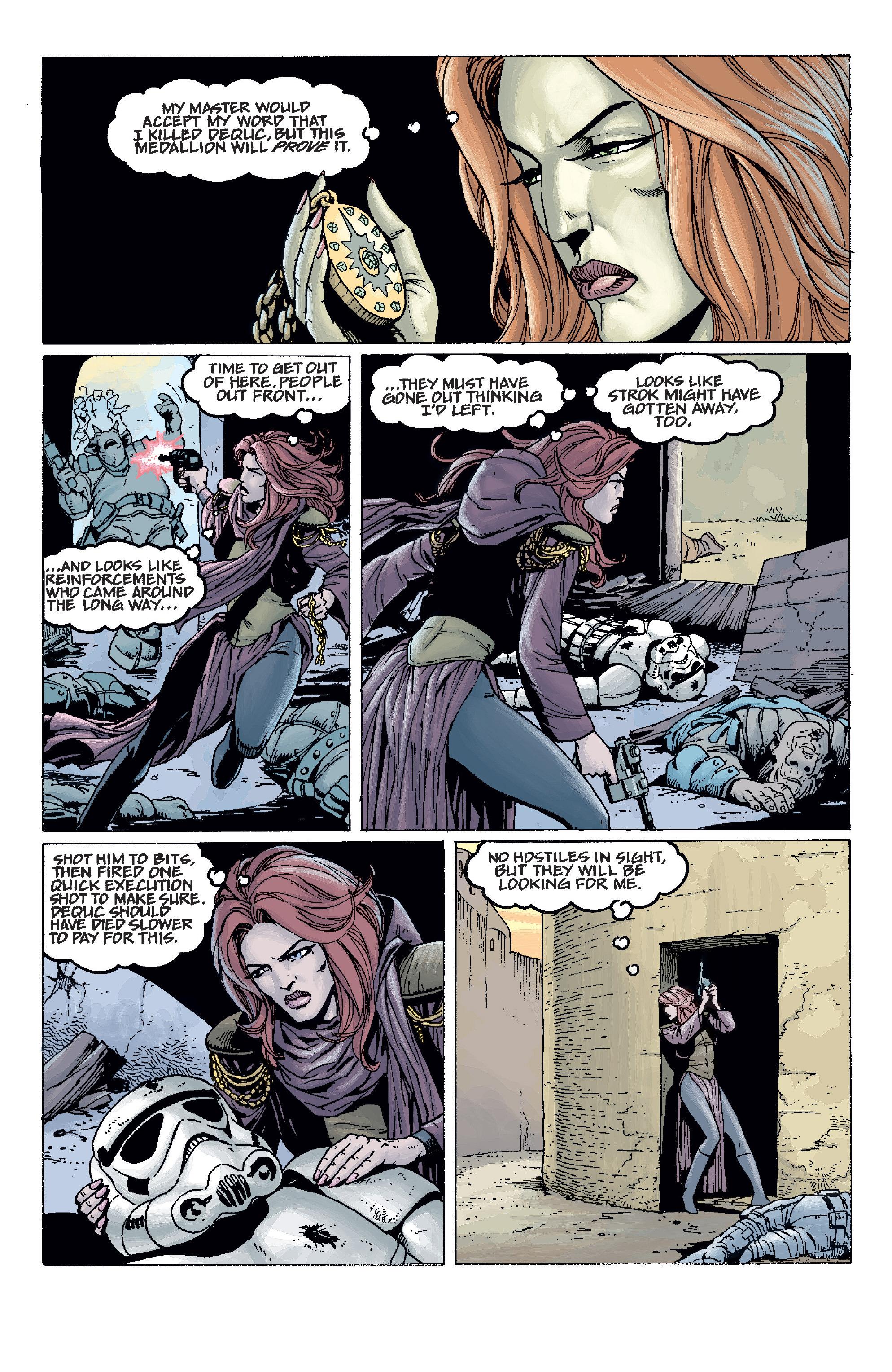 Read online Star Wars Omnibus comic -  Issue # Vol. 11 - 186