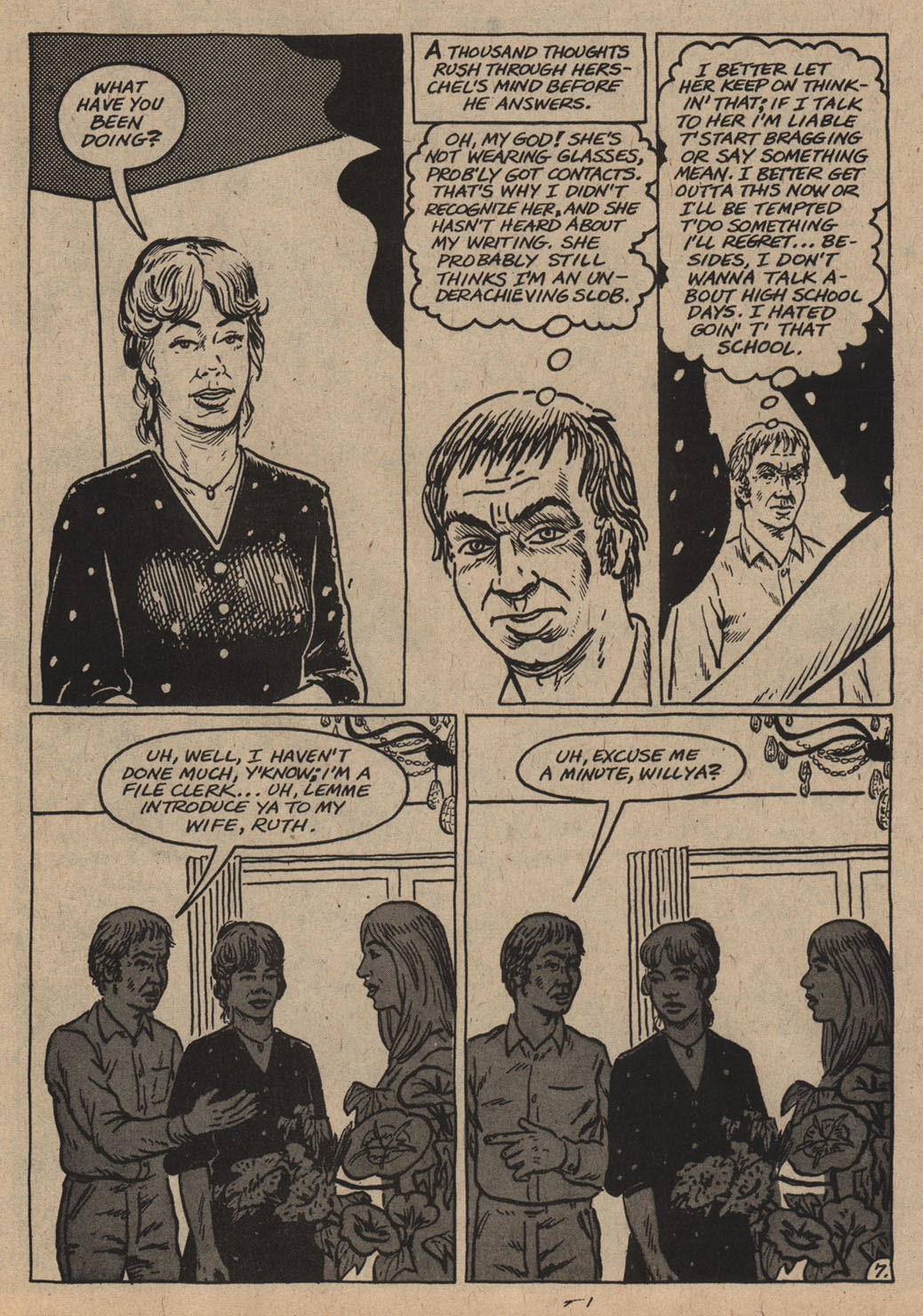 American Splendor (1976) issue 6 - Page 54