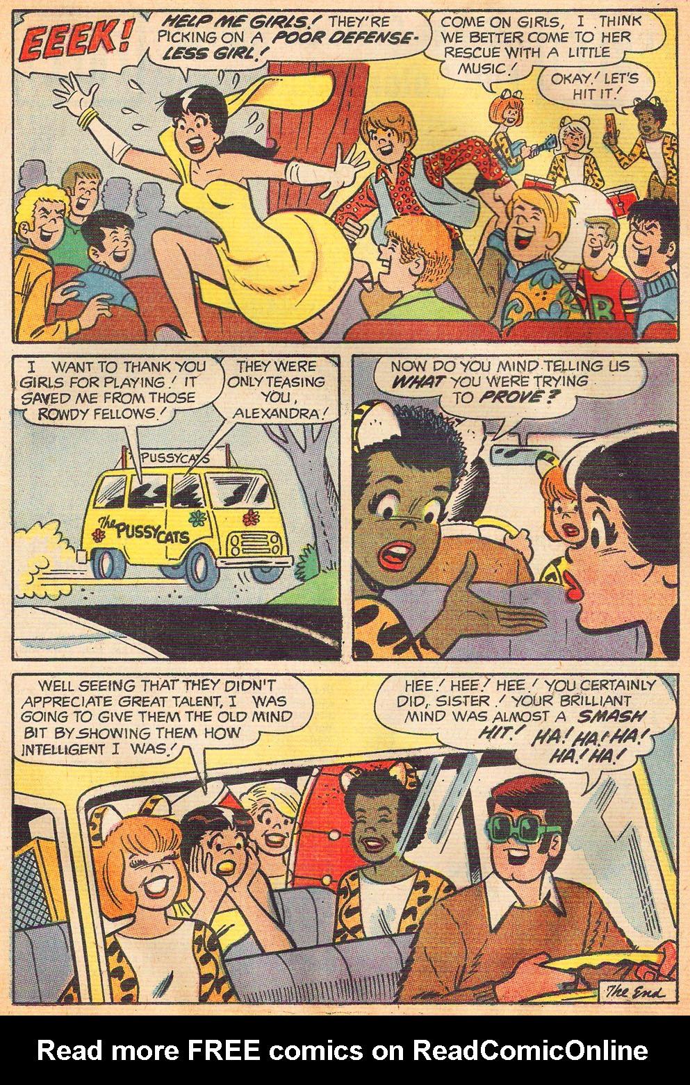 Read online She's Josie comic -  Issue #53 - 11