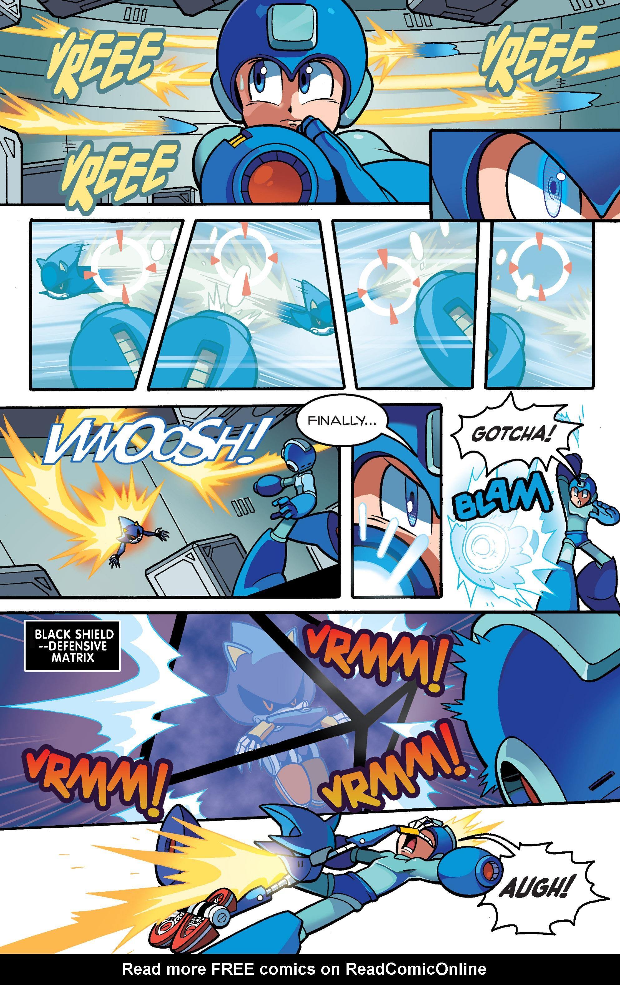 Read online Sonic Mega Man Worlds Collide comic -  Issue # Vol 3 - 80