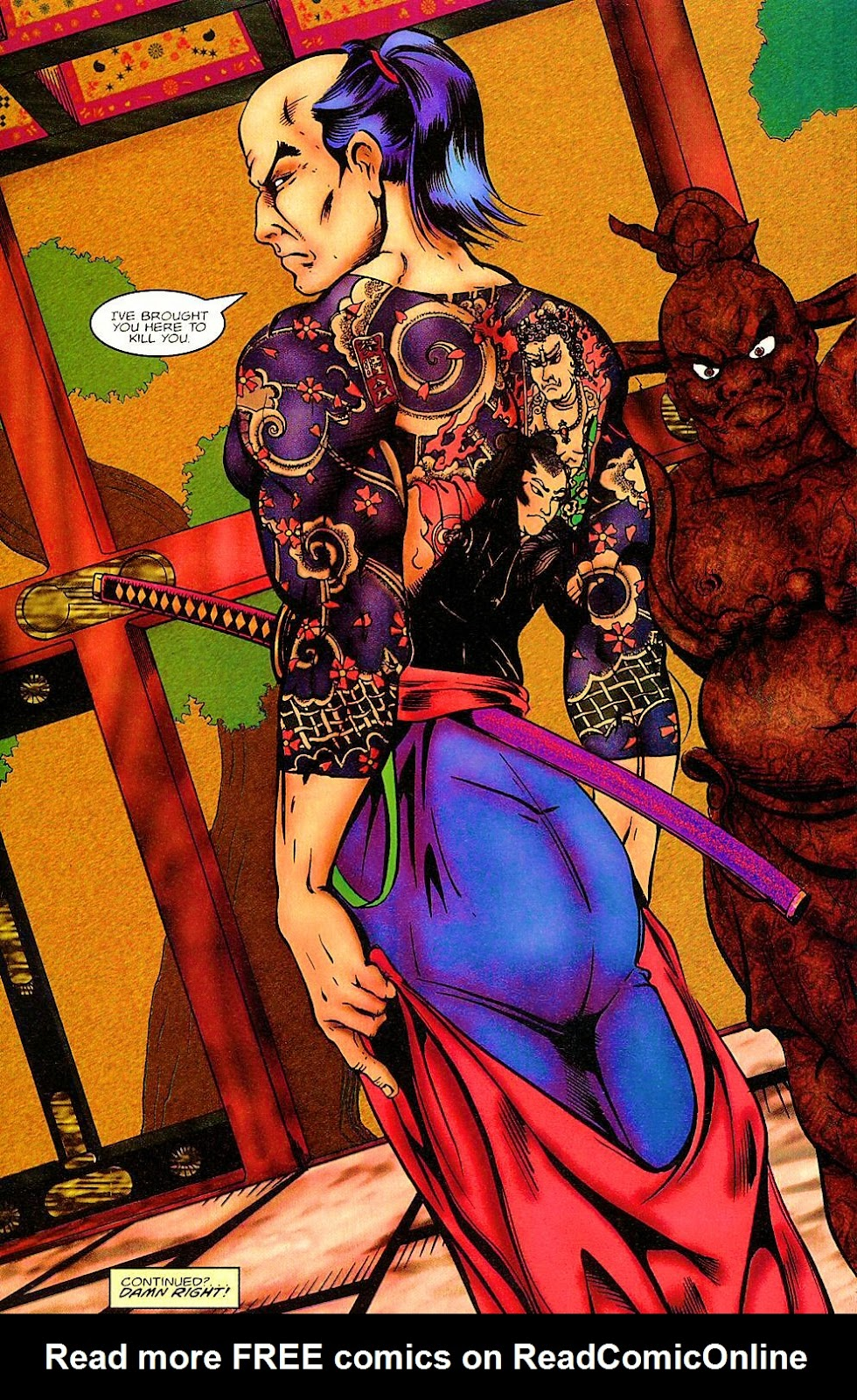 Shi: The Way of the Warrior Issue #3 #3 - English 28