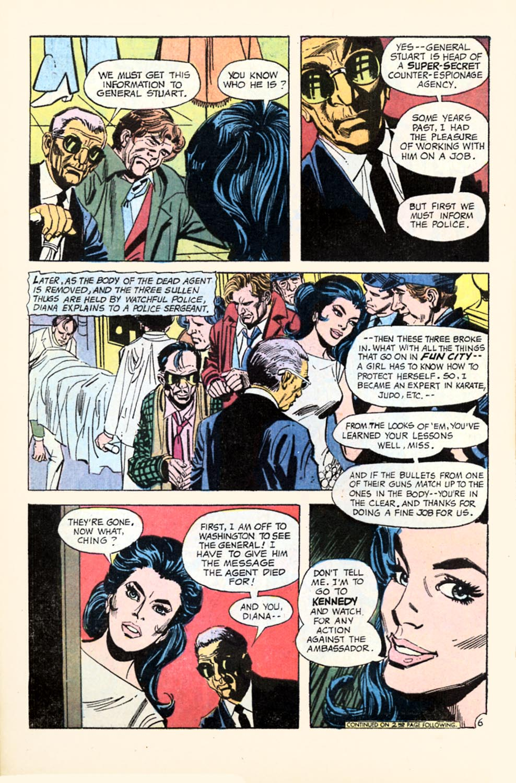 Read online Wonder Woman (1942) comic -  Issue #196 - 8